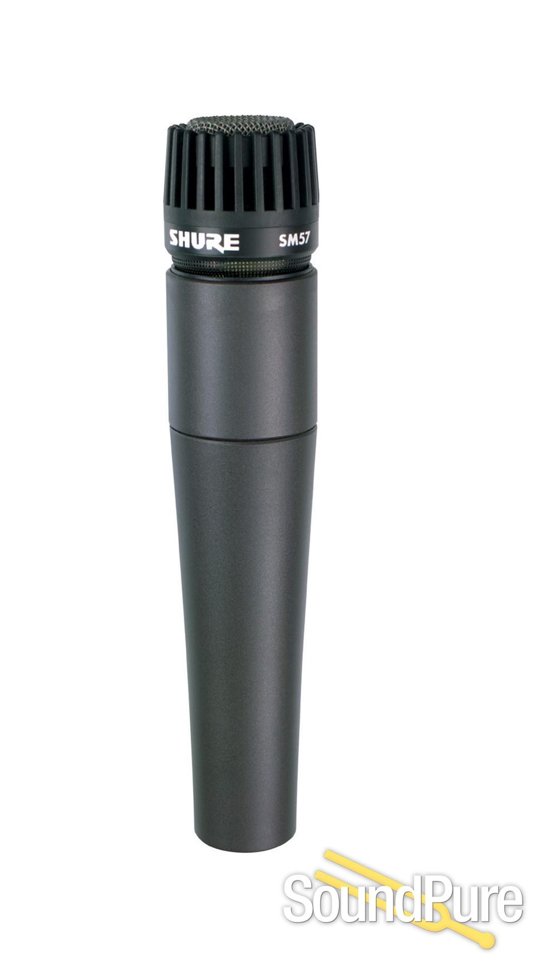 Shure Sm58 Wiring Diagram Shure Sm57 Instrument Microphone Of Shure Sm58 Wiring Diagram