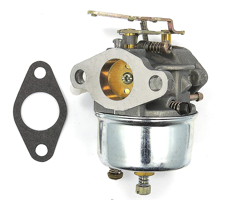 Tecumseh 6 5 Hp Engine Diagram 2 Adjustable Carburetor for Tecumseh 5hp Mtd A Snowblower Of Tecumseh 6 5 Hp Engine Diagram 2