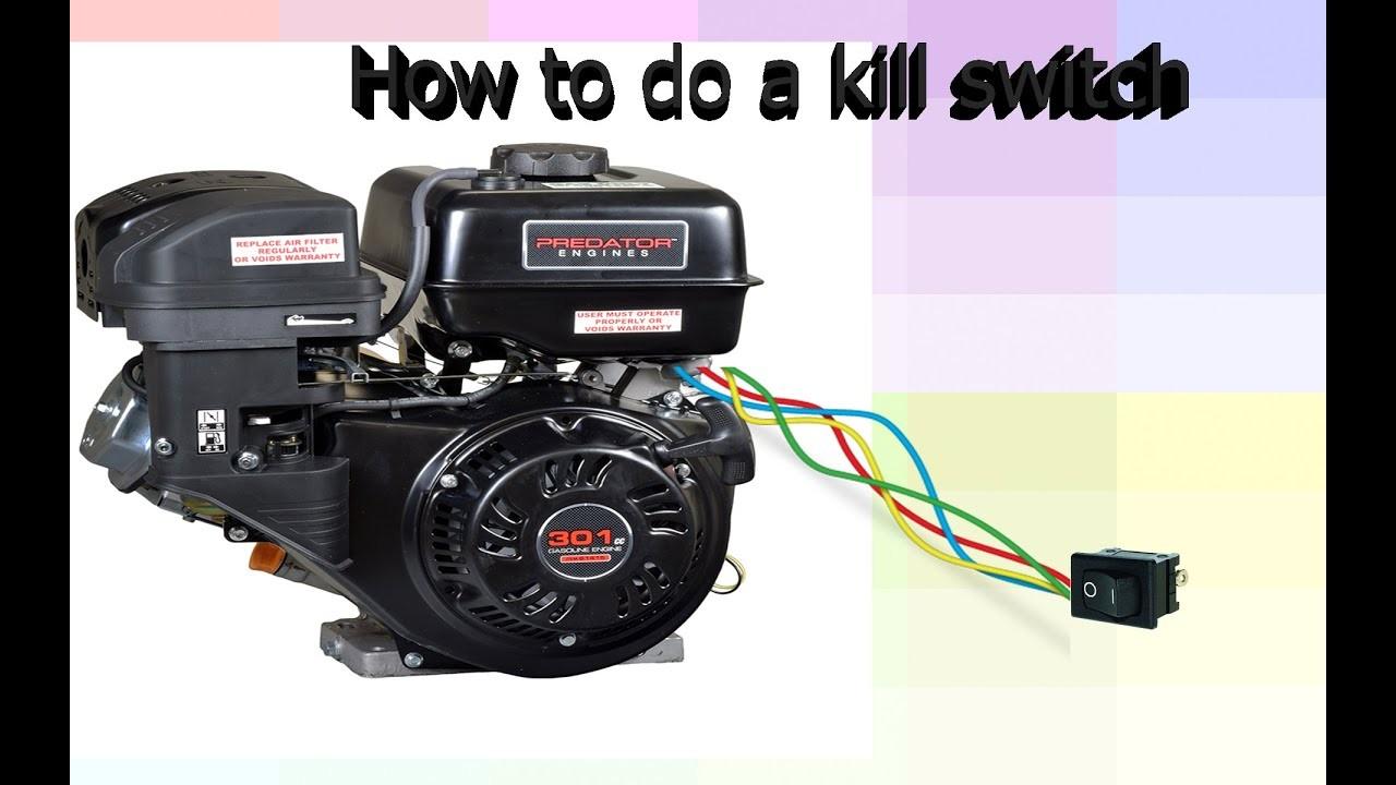 Tecumseh 6 5 Hp Engine Diagram 2 How to Install A Kill Switch On A Predator Motor Go Kart Of Tecumseh 6 5 Hp Engine Diagram 2