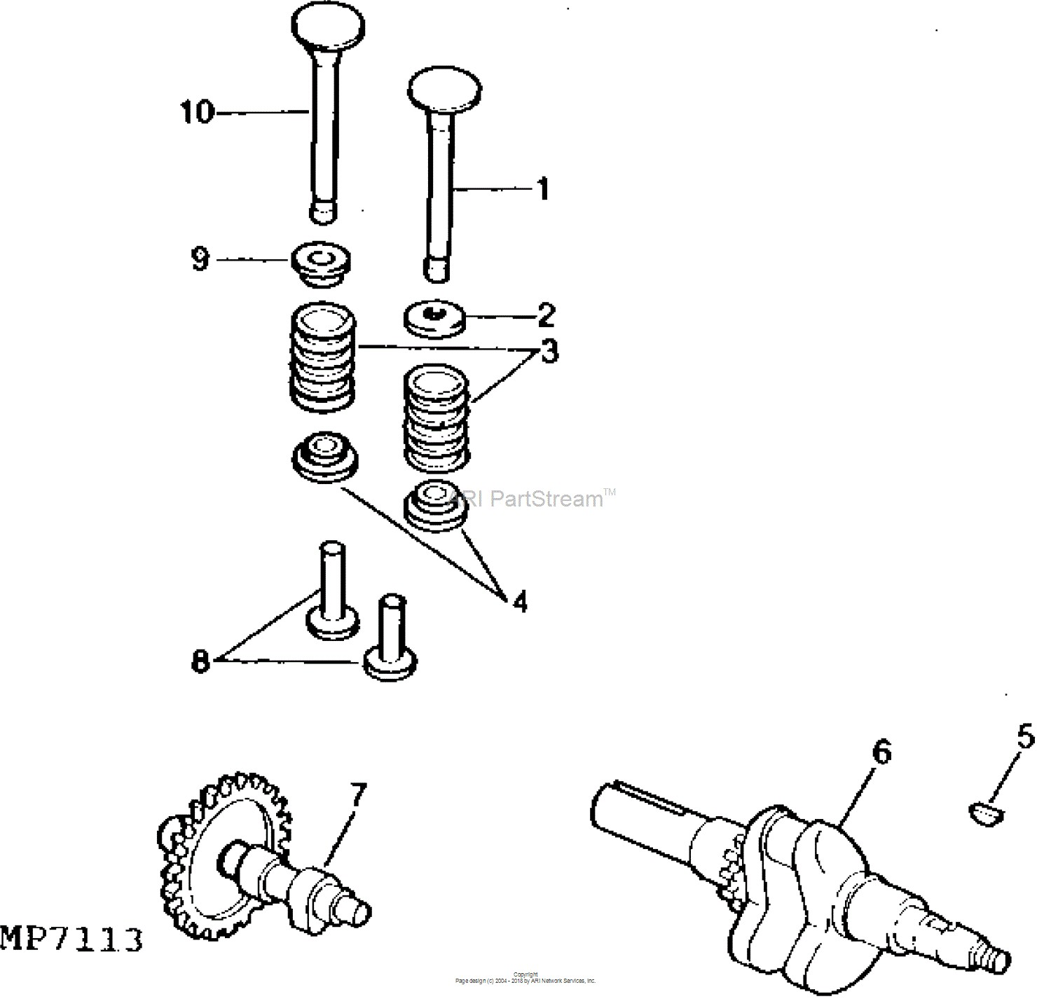 tecumseh engines carburetor diagram briggs and stratton