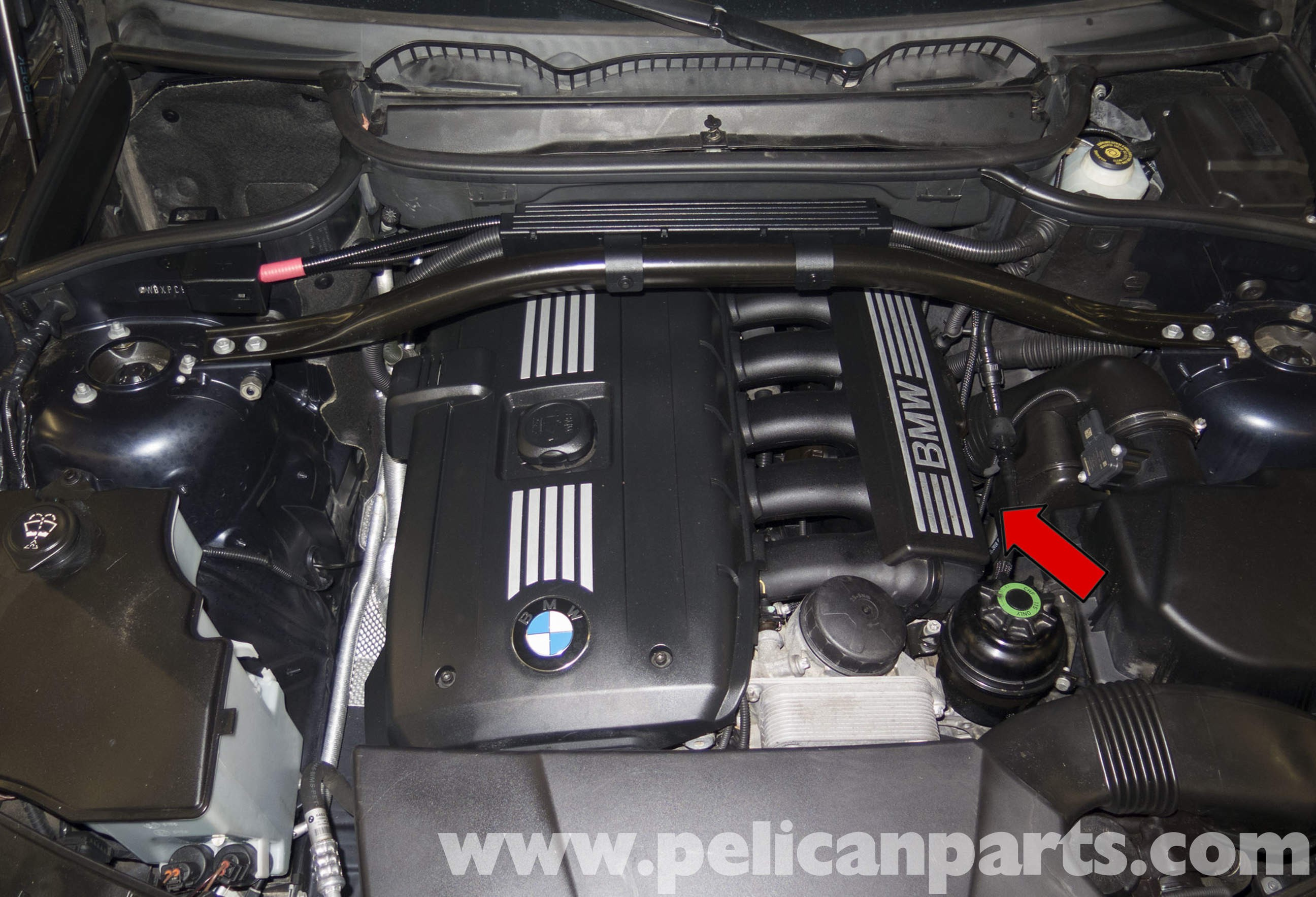Throttle Valve Diagram Pelican Technical Article Bmw X3 N52 Engine Throttle Body Replacing Of Throttle Valve Diagram