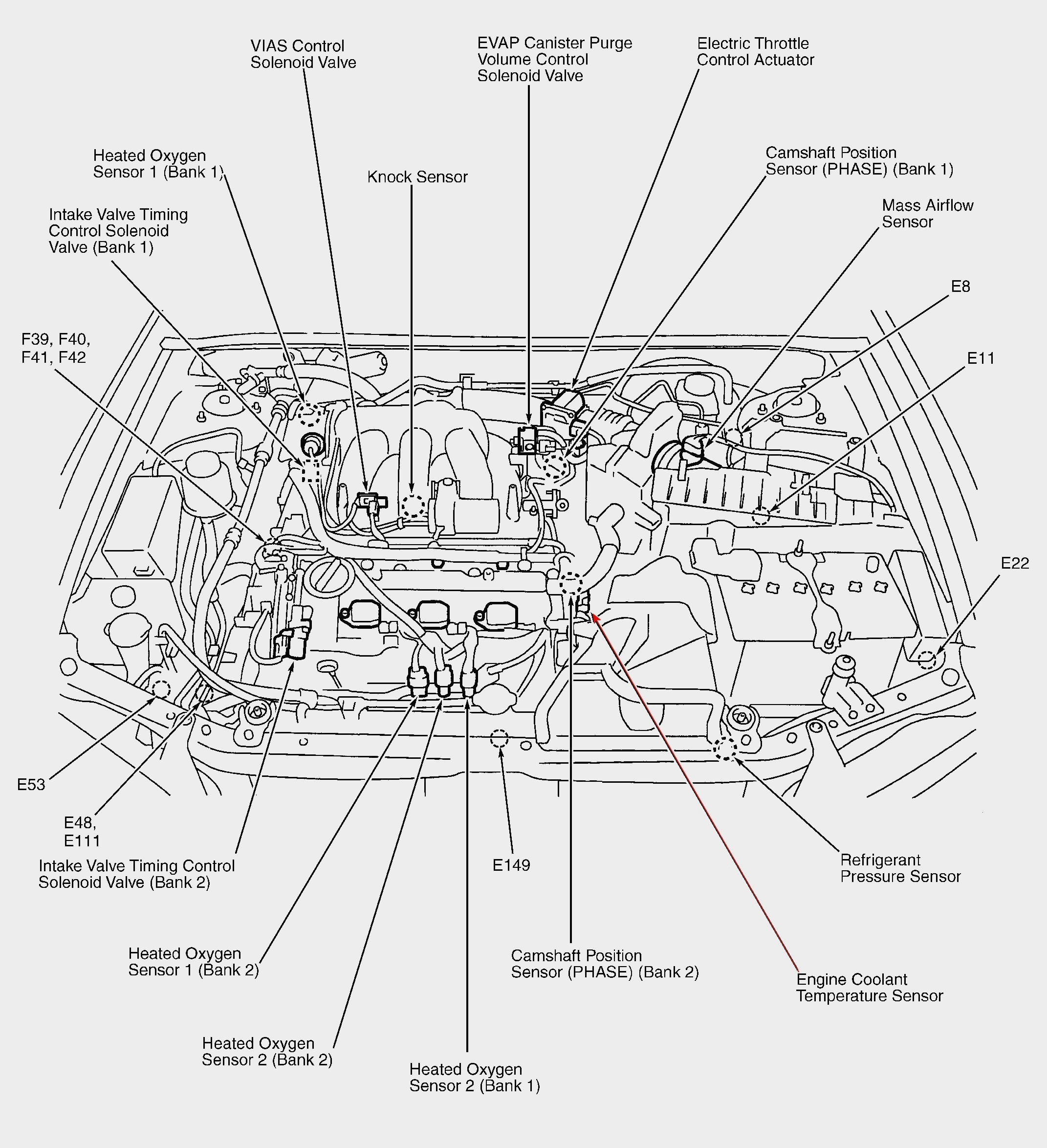 Toyota Engine Parts Diagram Saab Usa Parts Of Toyota Engine Parts Diagram