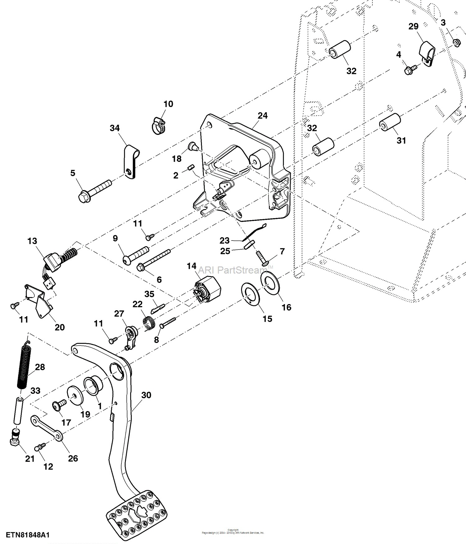Tractor Engine Parts Diagram John Deere Parts Diagrams John Deere 5085e Tractor Pc Clutch Of Tractor Engine Parts Diagram