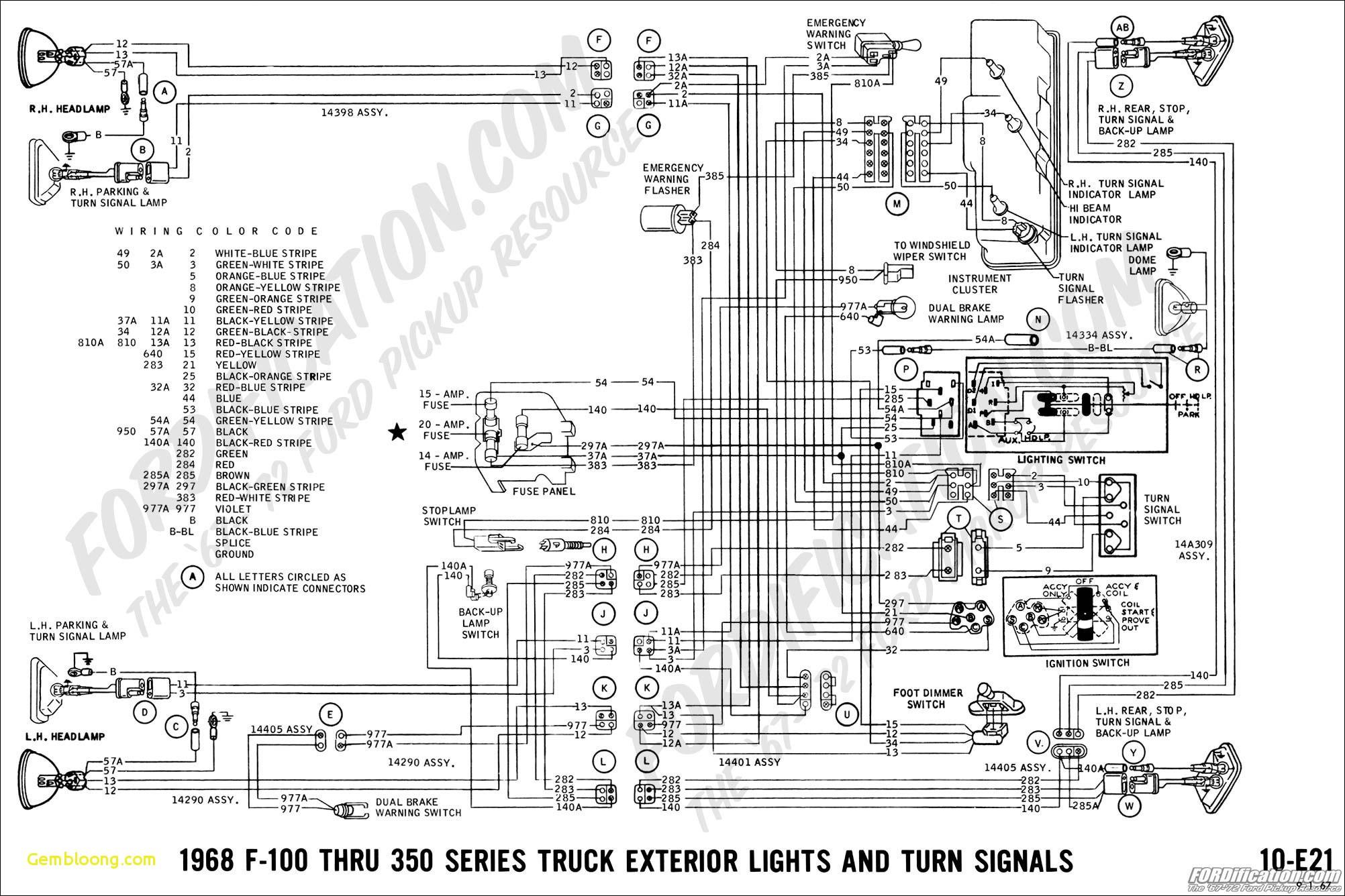 Truck Body Diagram 10 ford Trucks Wiring Diagrams Free – Wiring Diagram