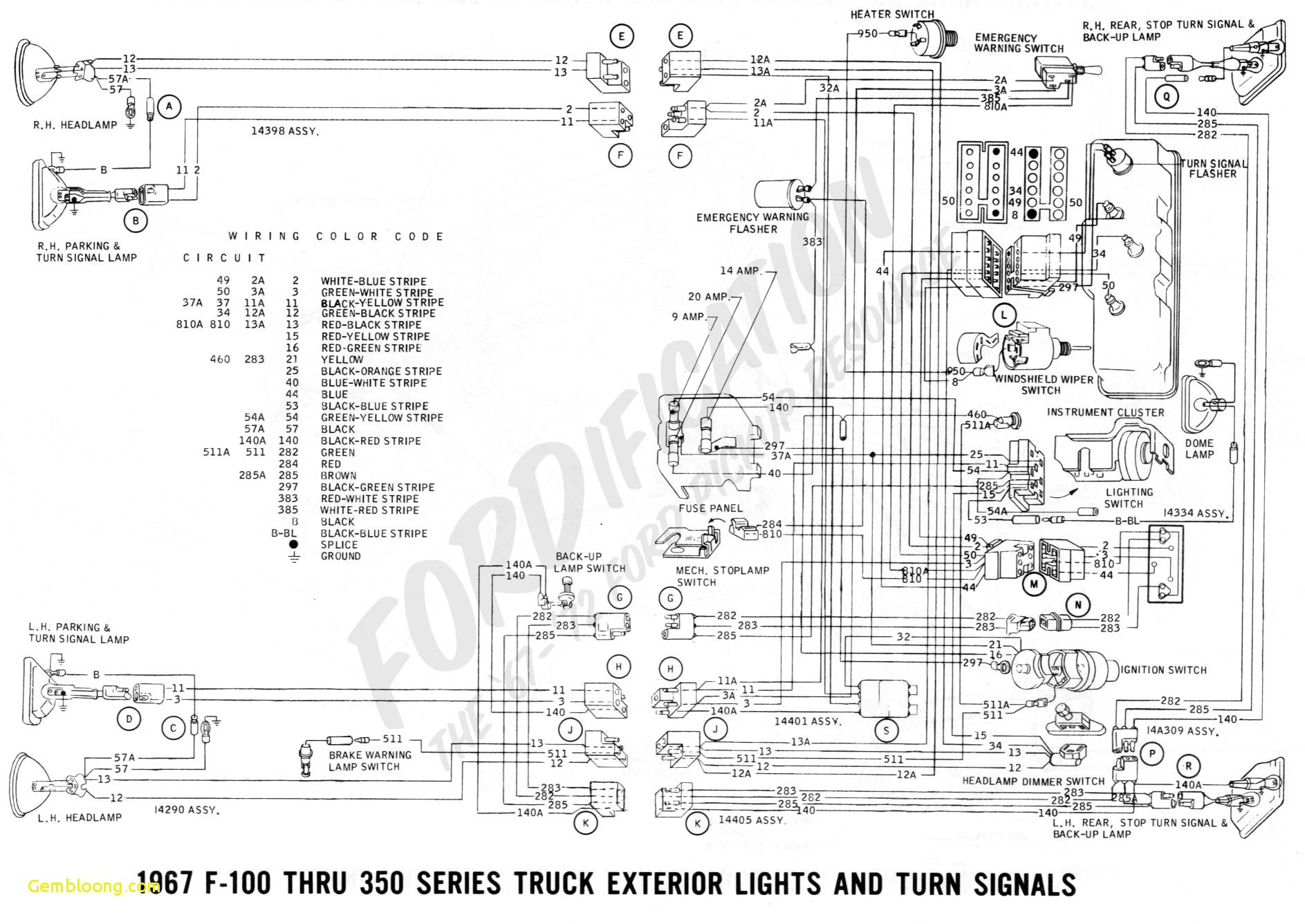 Download ford Trucks Wiring Diagrams ford F150 Wiring Diagrams Best