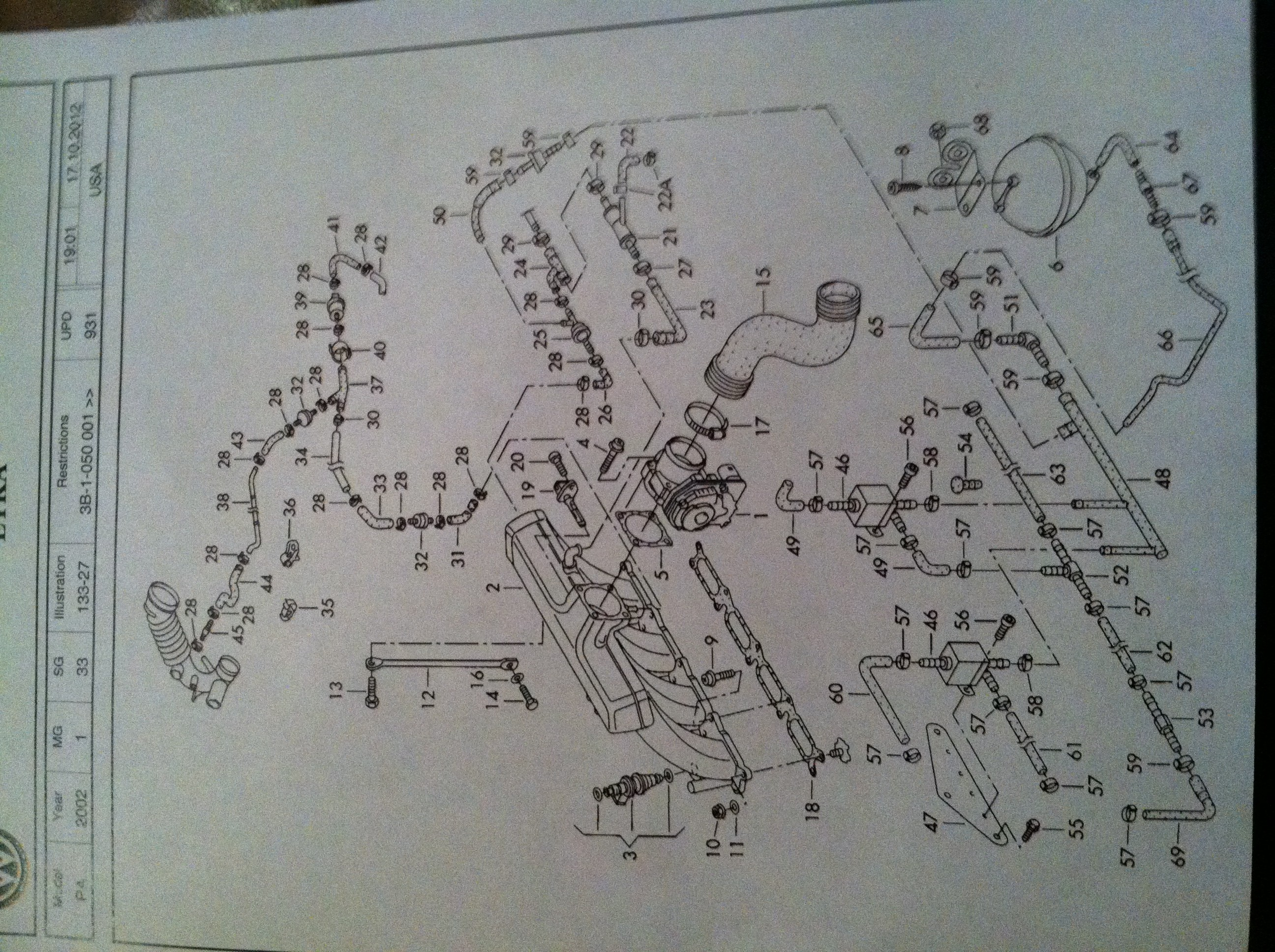 Vw 1 8 T Engine Diagram 2 A 2002 Passat 1 8t where Does the Vacuum Hose Go Both Ends Of Vw 1 8 T Engine Diagram 2