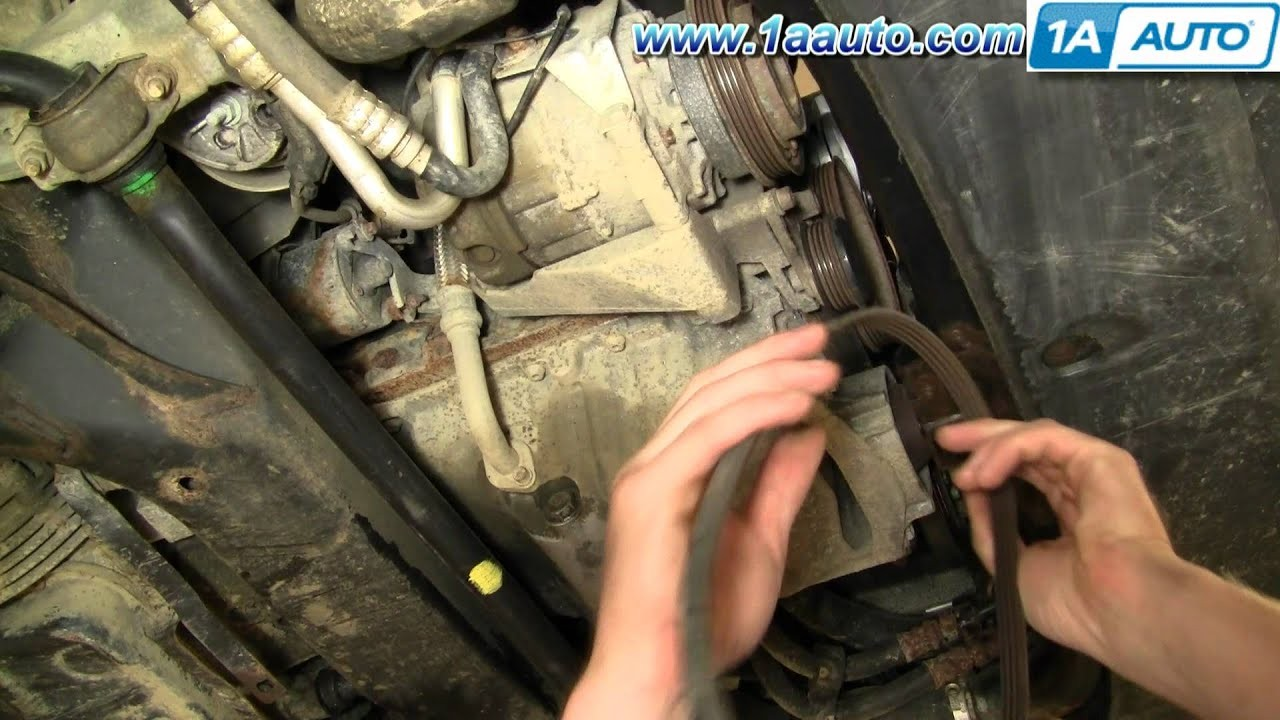 Vw 1 8 T Engine Diagram 2 How to Install Replace A C Pressor Fan Serpentine Belt Volkswagen Of Vw 1 8 T Engine Diagram 2