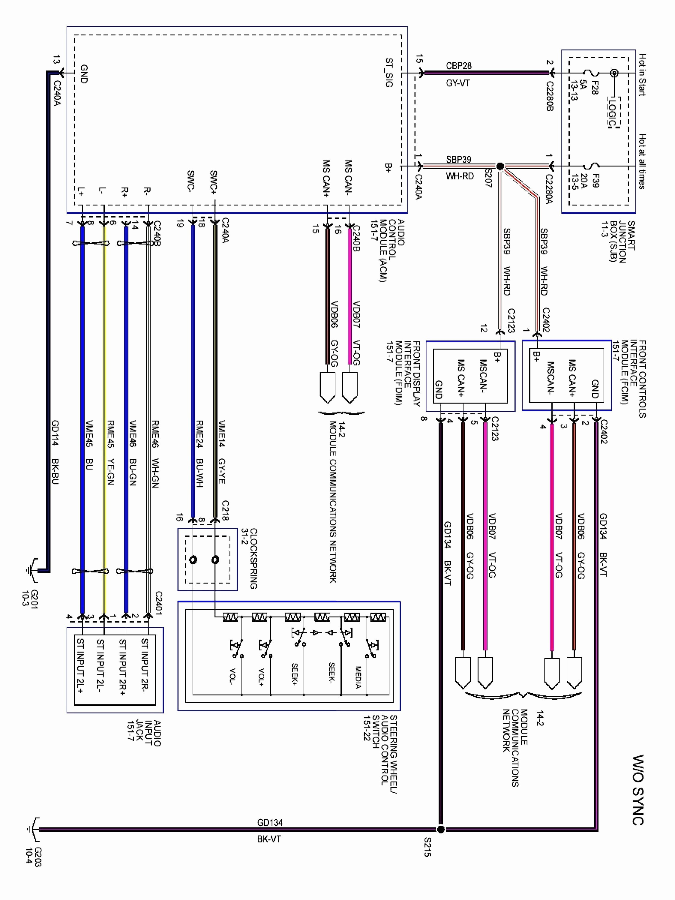 Wire Diagram for Car Stereo Car Amp Wiring Diagram Of Wire Diagram for Car Stereo