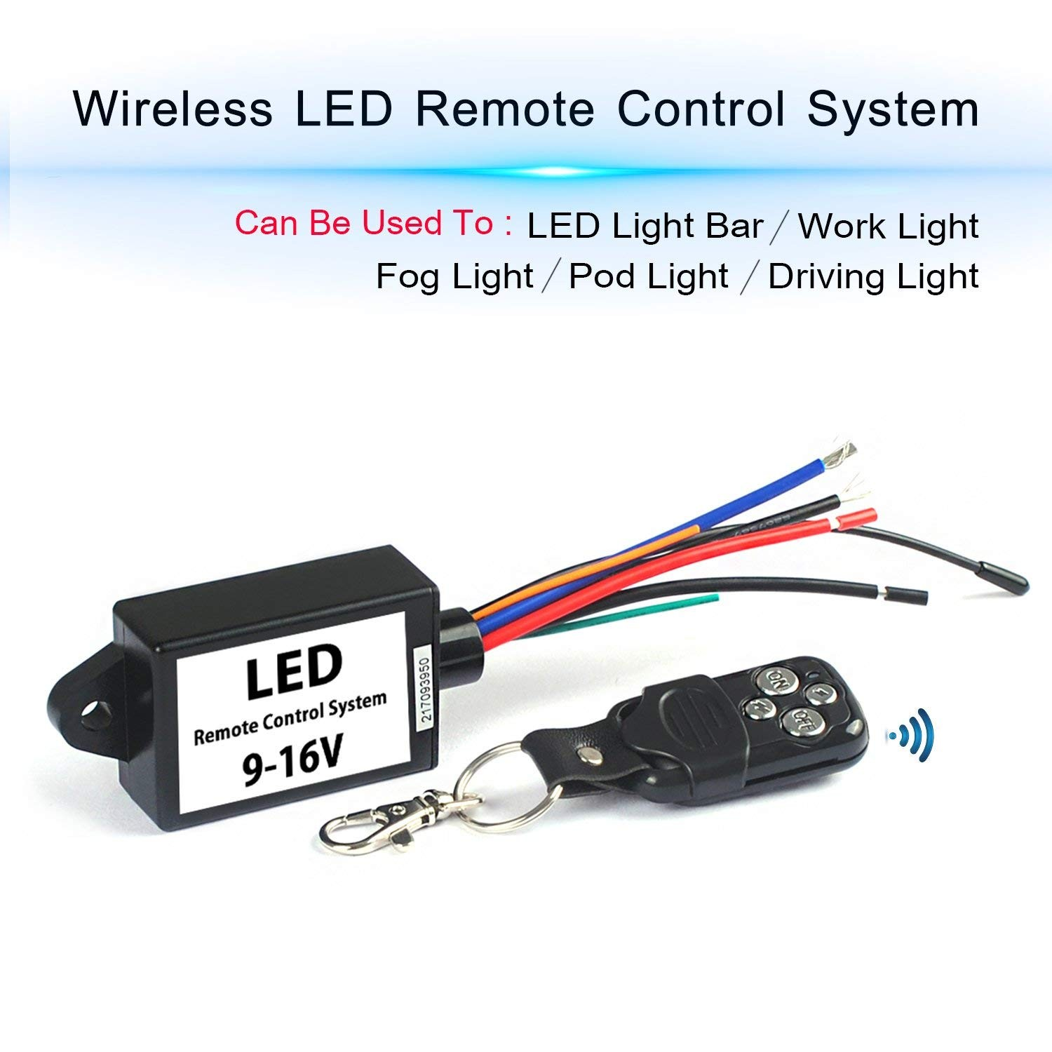 Wireless Remote Control toy Car Circuit Diagram Amazon Led Light Bar Remote Wiring Harness Wireless Remote Of Wireless Remote Control toy Car Circuit Diagram