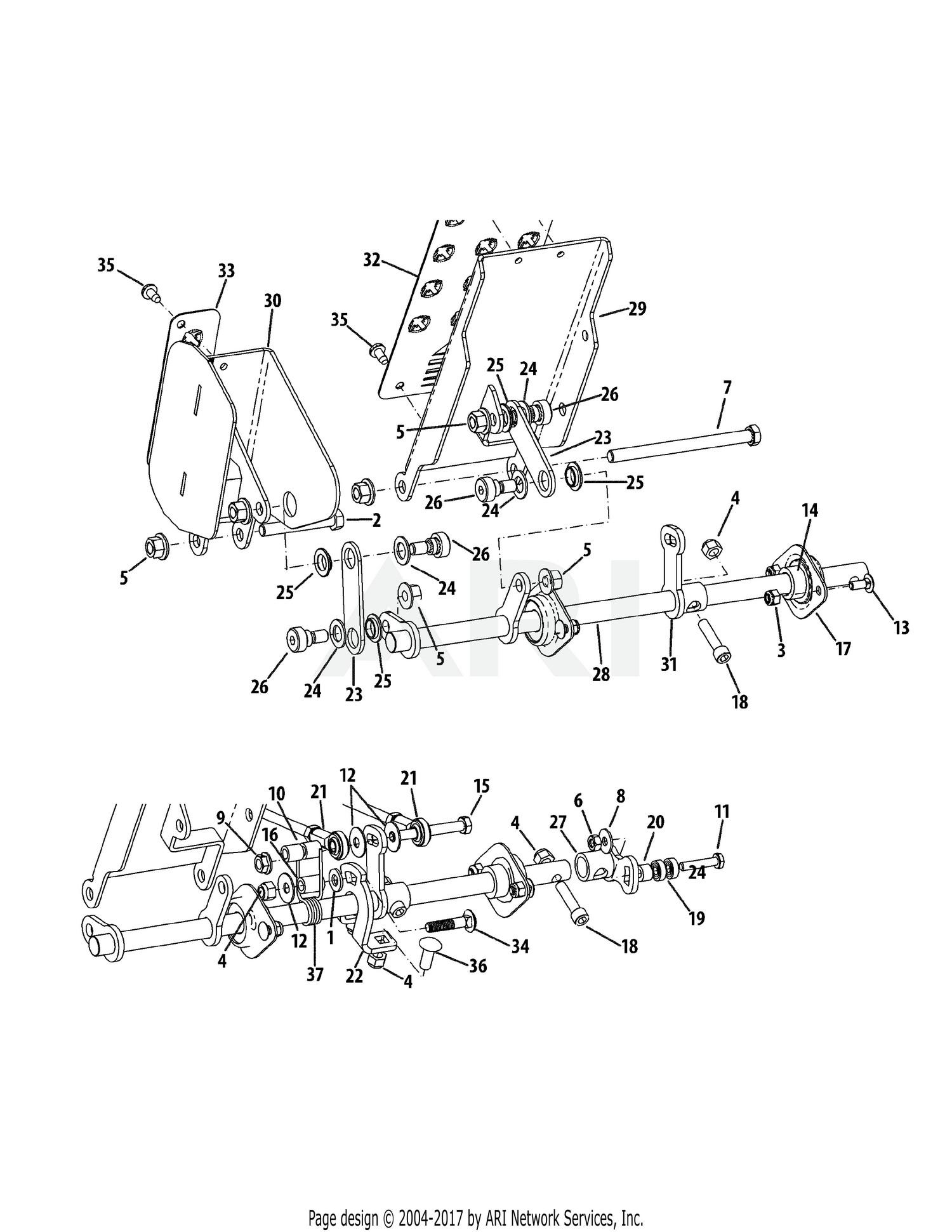 Yanmar Engine Parts Diagram Cub Cadet Parts Diagrams Cub Cadet S6032 D 53ay8du6050 Tank S Of Yanmar Engine Parts Diagram