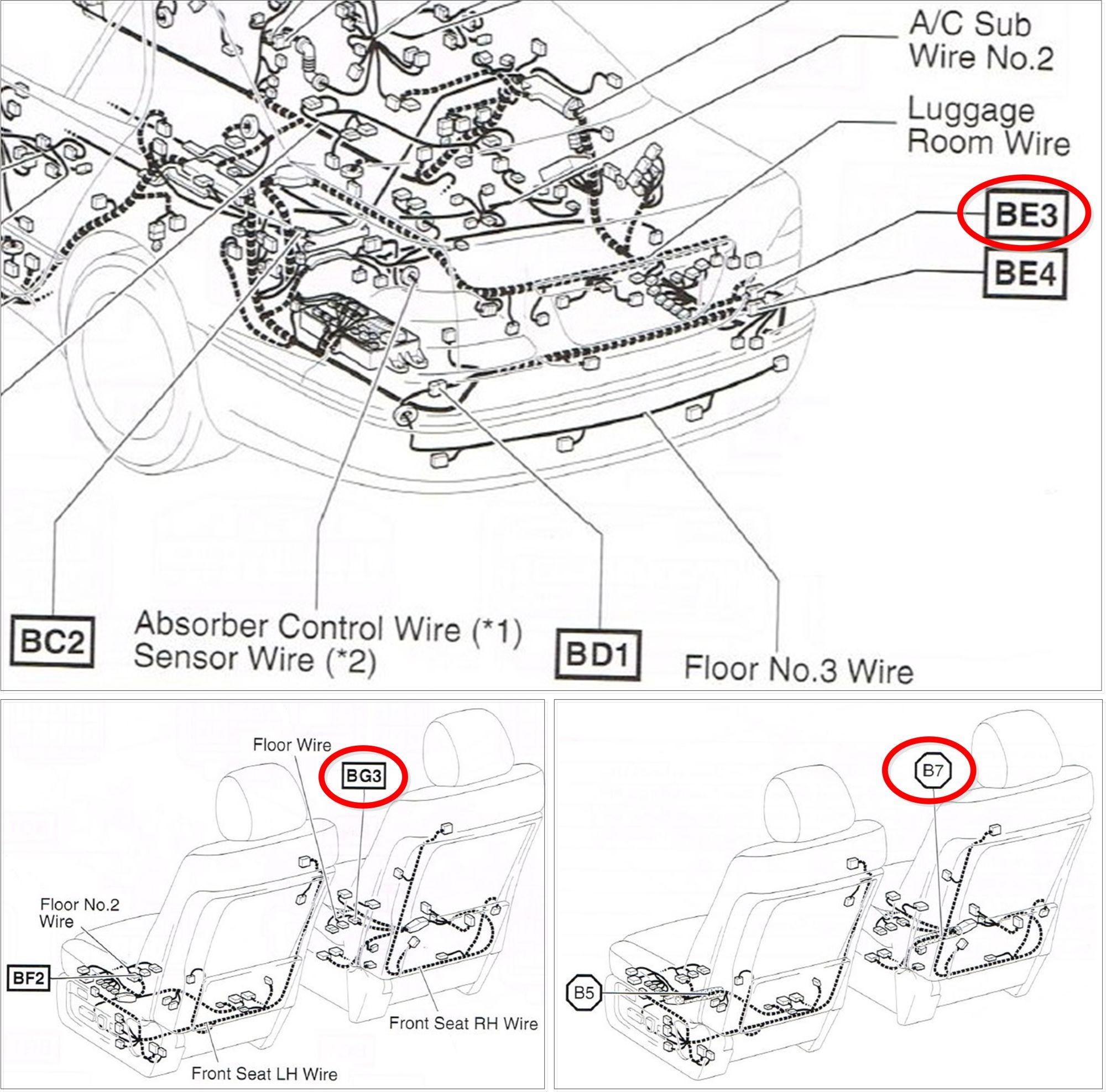 1998 Lexus Es300 Engine Diagram 2002 Lexus Es300 Engine Diagram Wiring Diagram Data today Of 1998 Lexus Es300 Engine Diagram