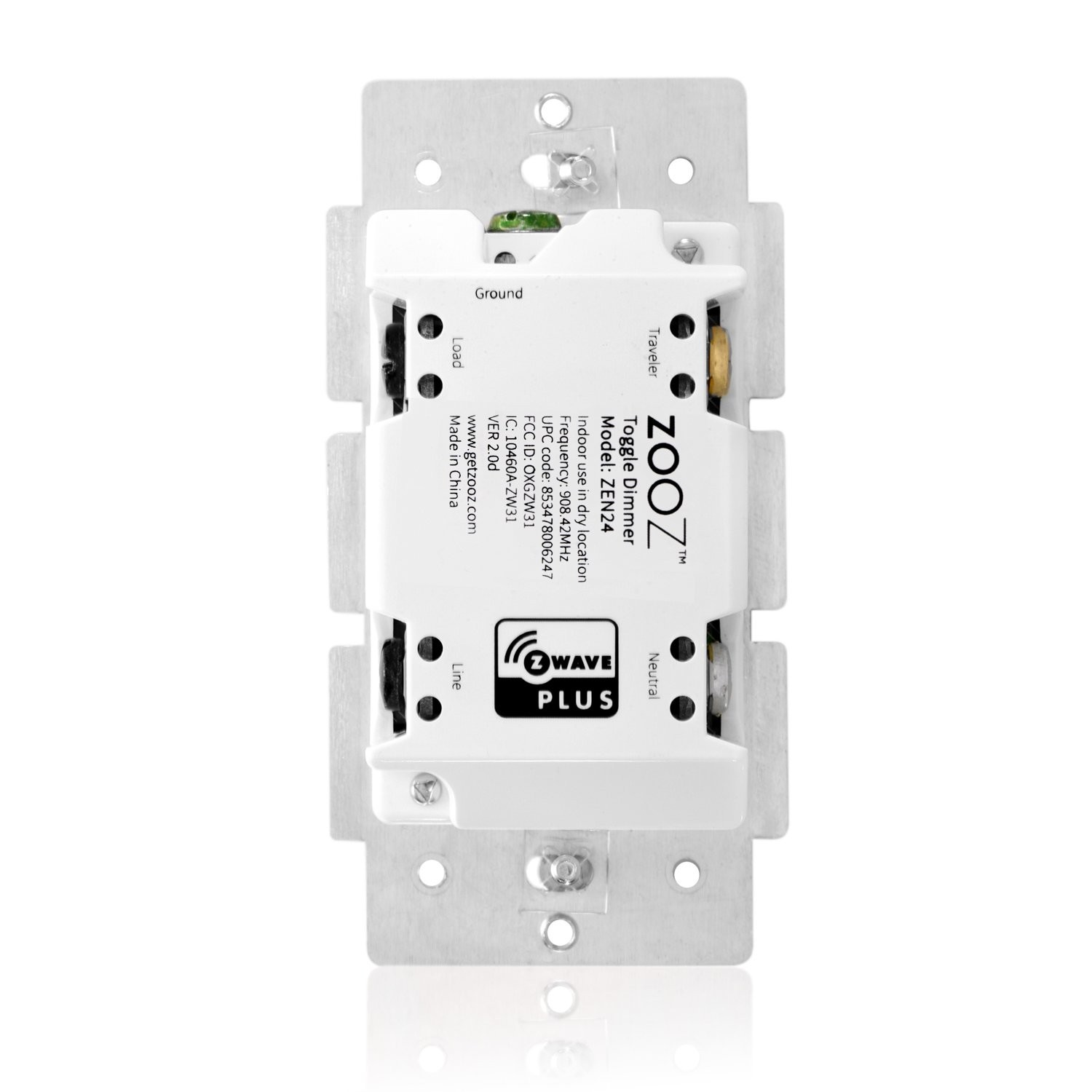 4 Way Dimmer Switch Wiring Diagram Zooz Z Wave Plus Dimmer toggle Switch Zen24 Ver 3 0 the Smartest Of 4 Way Dimmer Switch Wiring Diagram