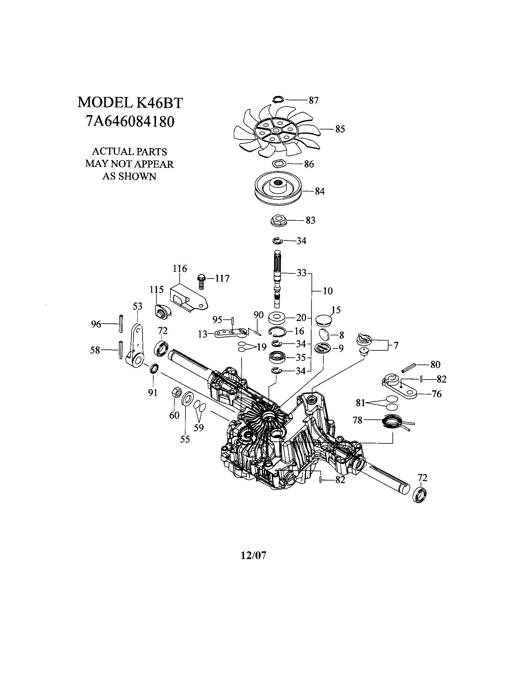 Craftsman Ltx 1000 Parts Diagram 917 Craftsman 26 Hp 54 Inch Automatic Lawn Tractor Manual Of Craftsman Ltx 1000 Parts Diagram