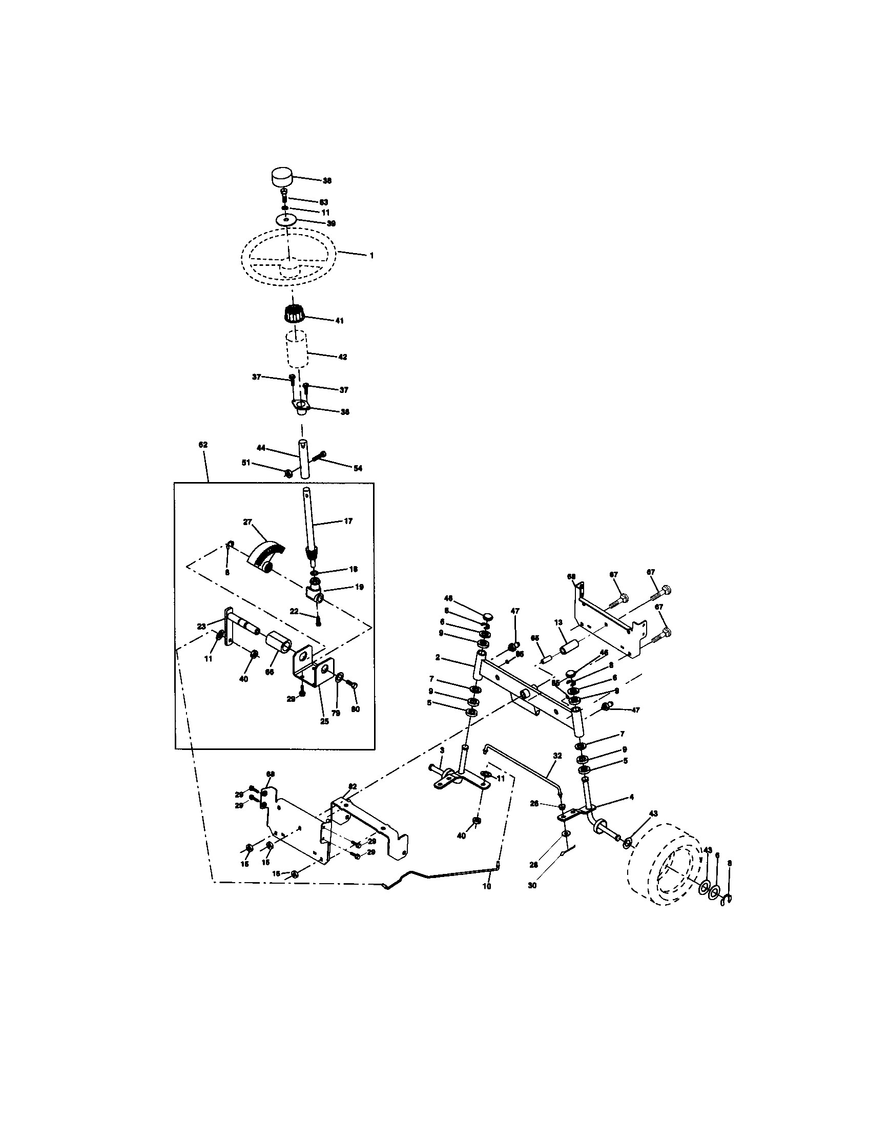 Craftsman Ltx 1000 Parts Diagram Looking for Craftsman Model Repair & Replacement Parts Of Craftsman Ltx 1000 Parts Diagram