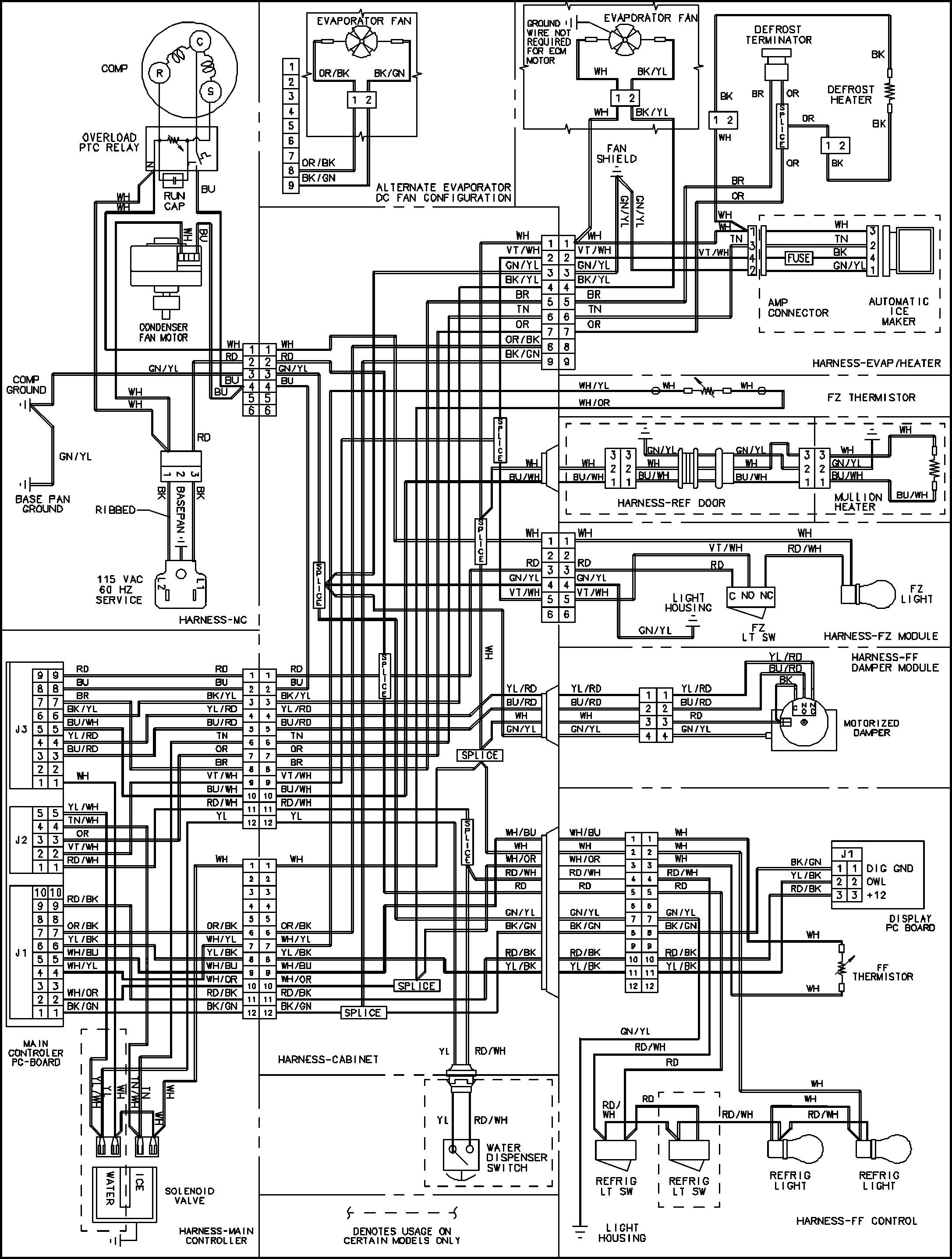 Walk In Freezer Wiring Diagram nor Lake Wiring Diagram Wiring Diagram Home Of Walk In Freezer Wiring Diagram