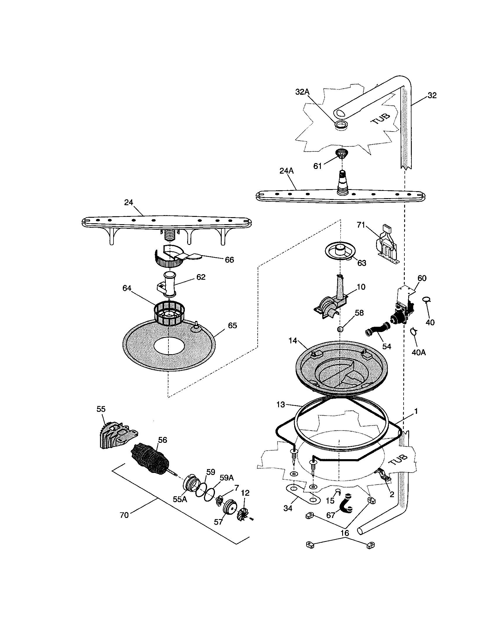 Wiring Diagram for Frigidaire Refrigerator Frigidaire Dishwasher Schematic Diagram Wiring Diagram Data Val Of Wiring Diagram for Frigidaire Refrigerator