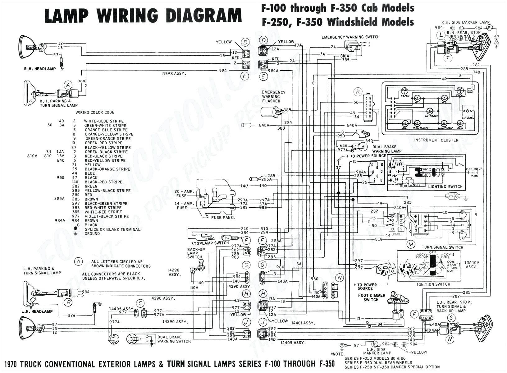1994 ford F150 Radio Wiring Diagram 1994 ford Taurus Wiring Schematic Of 1994 ford F150 Radio Wiring Diagram