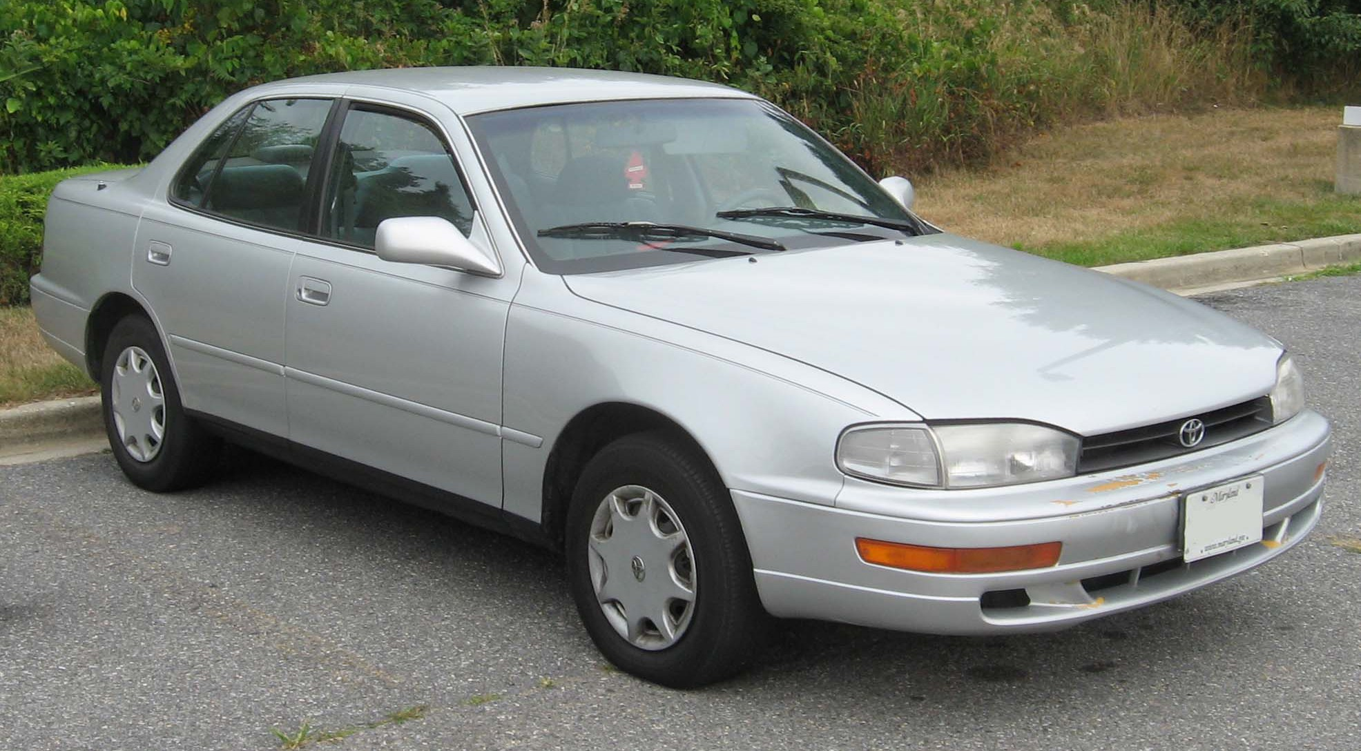 1995 toyota Camry Parts Diagram toyota Camry Xv10 Of 1995 toyota Camry Parts Diagram