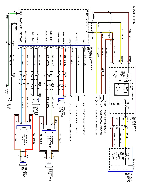 1996 Mercury Sable Engine Diagram