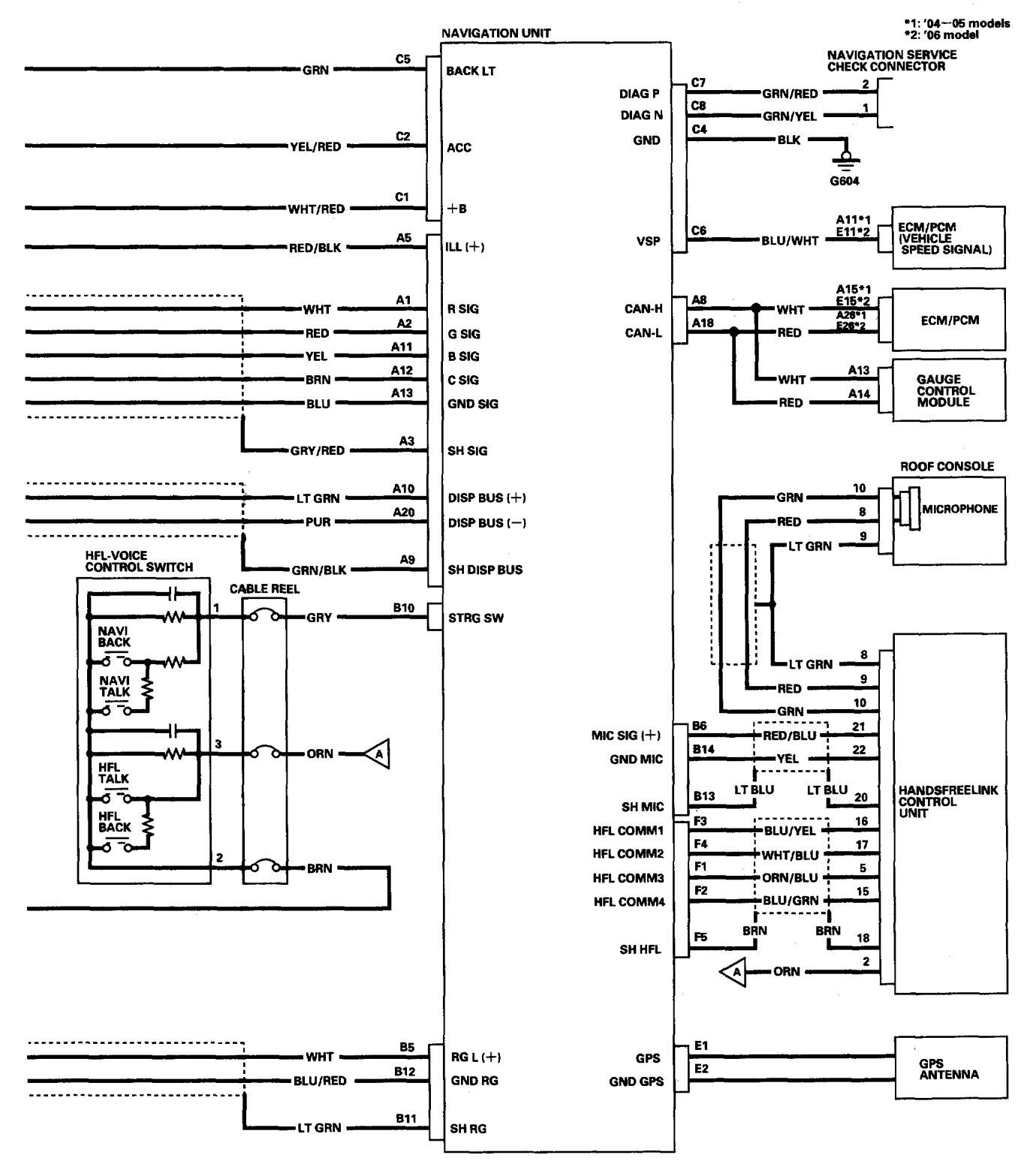 2000 Acura Tl Engine Diagram 05 Acura Tl Wiring Diagram Wiring Diagram Used Of 2000 Acura Tl Engine Diagram