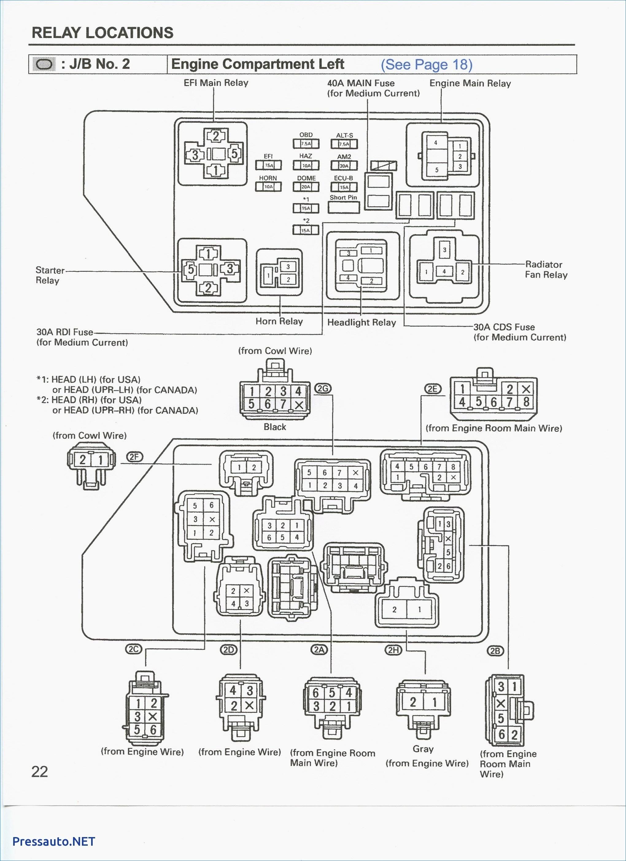 2001 toyota Highlander Engine Diagram toyota Corolla Fuse Diagram Wiring Diagram Go Of 2001 toyota Highlander Engine Diagram