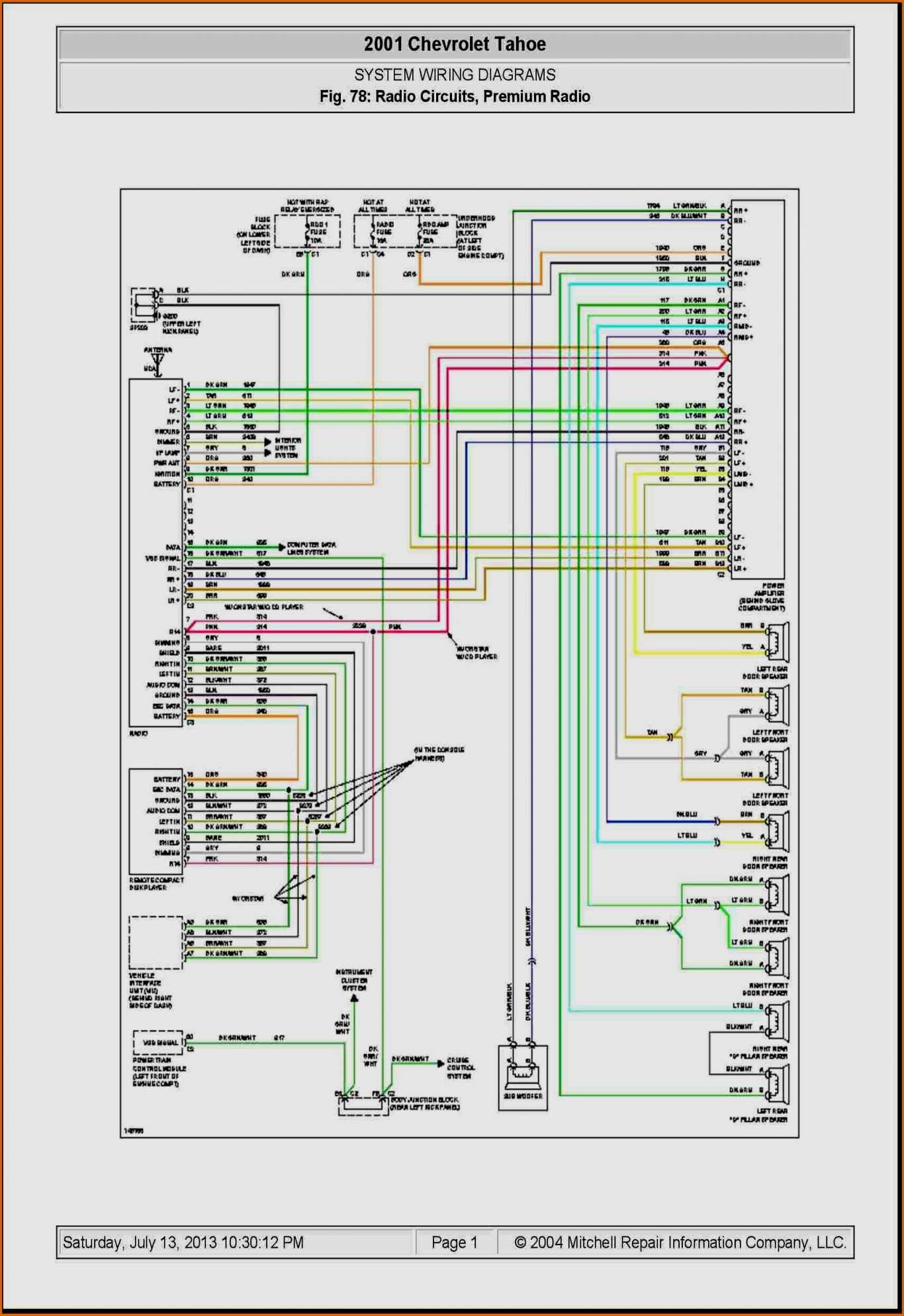 2004 Gmc Sierra Wiring Diagram 2005 Gmc Envoy Radio Wiring Harness Of 2004 Gmc Sierra Wiring Diagram