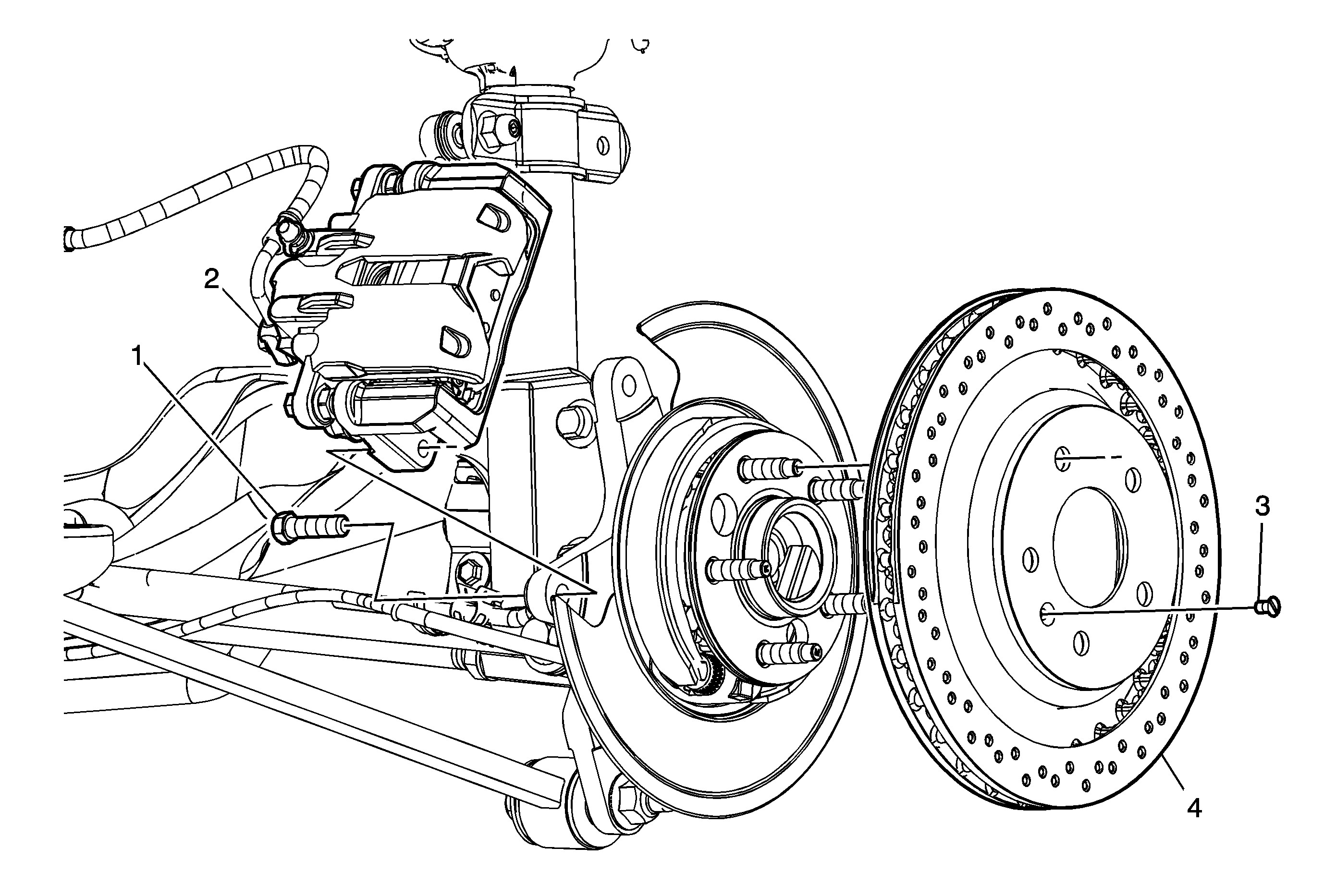 2006 Grand Prix Engine Diagram Repair Instructions Rear Brake Rotor Replacement Jl9 with Z7u Of 2006 Grand Prix Engine Diagram