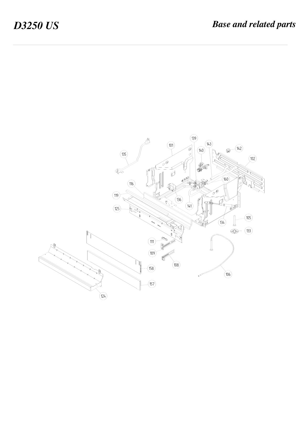 Asko Dishwasher Parts Diagram D3250 Dw20 3 Gr Fi Rev A Pages 1 15 Text Version Of Asko Dishwasher Parts Diagram
