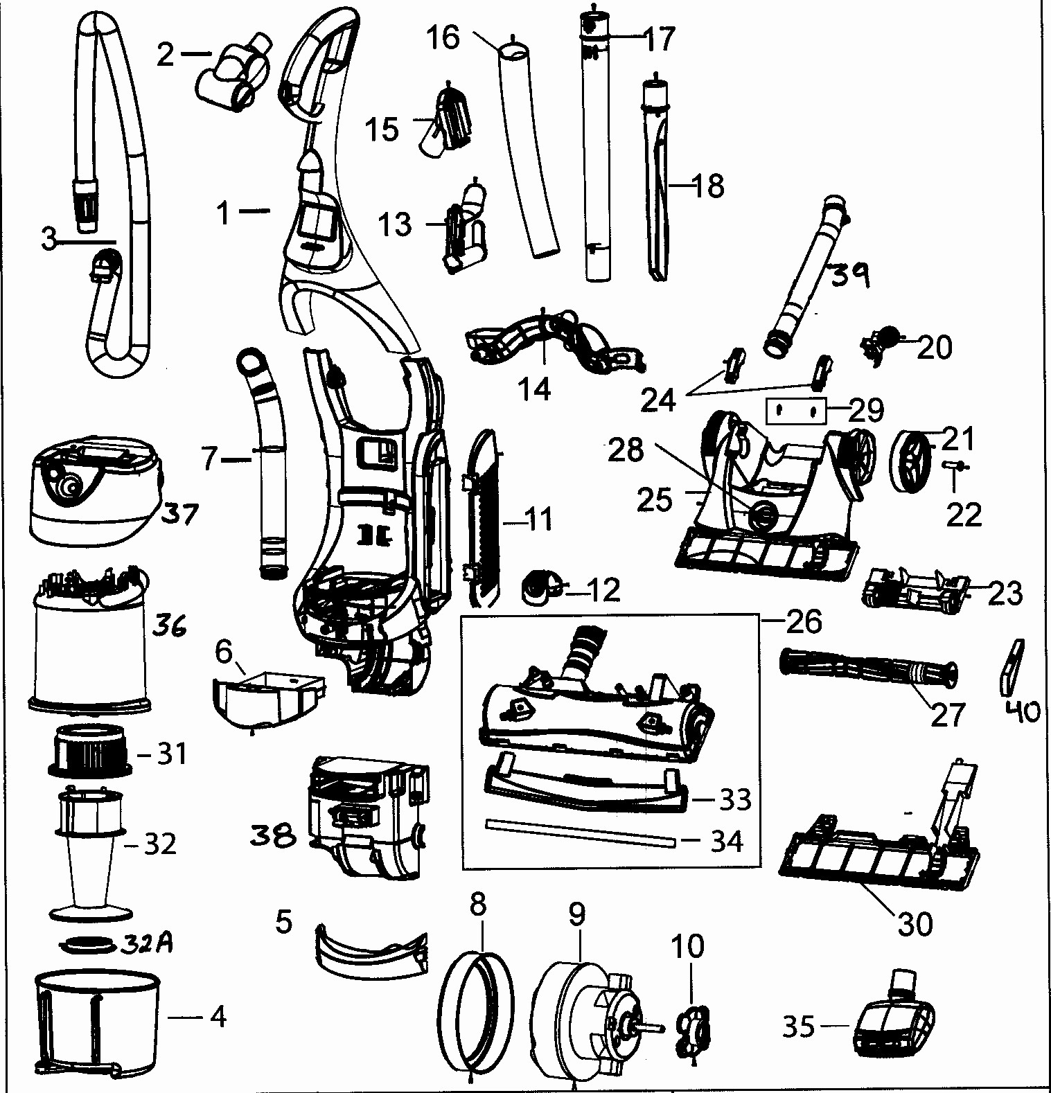 Bissell Proheat 2x Parts Diagram 50 Awesome Rug Doctor Repair Manual 50 S Of Bissell Proheat 2x Parts Diagram