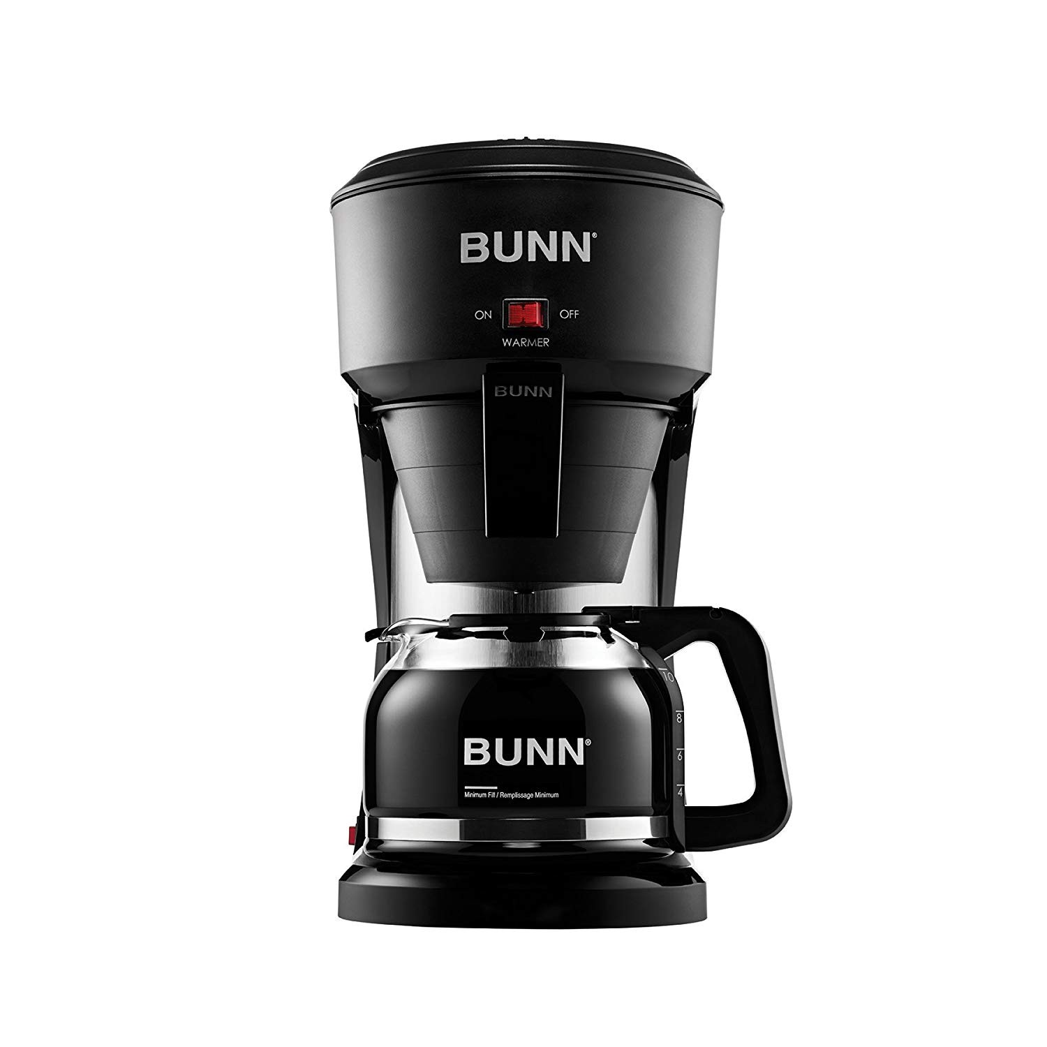 Bunn Coffee Maker Parts Diagram Amazon Bunn Speed Brew 10 Cup Home Coffee Brewer Kitchen & Dining Of Bunn Coffee Maker Parts Diagram
