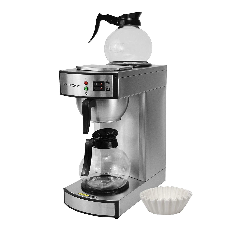 Bunn Coffee Maker Parts Diagram Amazon Coffee Pro Cprlg2 Twin Warmer Institutional Coffee Maker Of Bunn Coffee Maker Parts Diagram