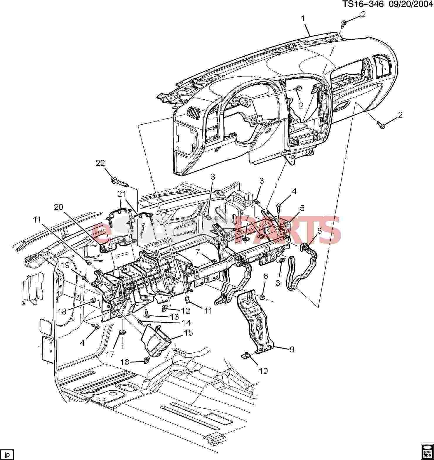 Car Body Parts Diagram Catalog Esaabparts Saab 9 7x Car Body Internal Parts Instrument Of Car Body Parts Diagram Catalog