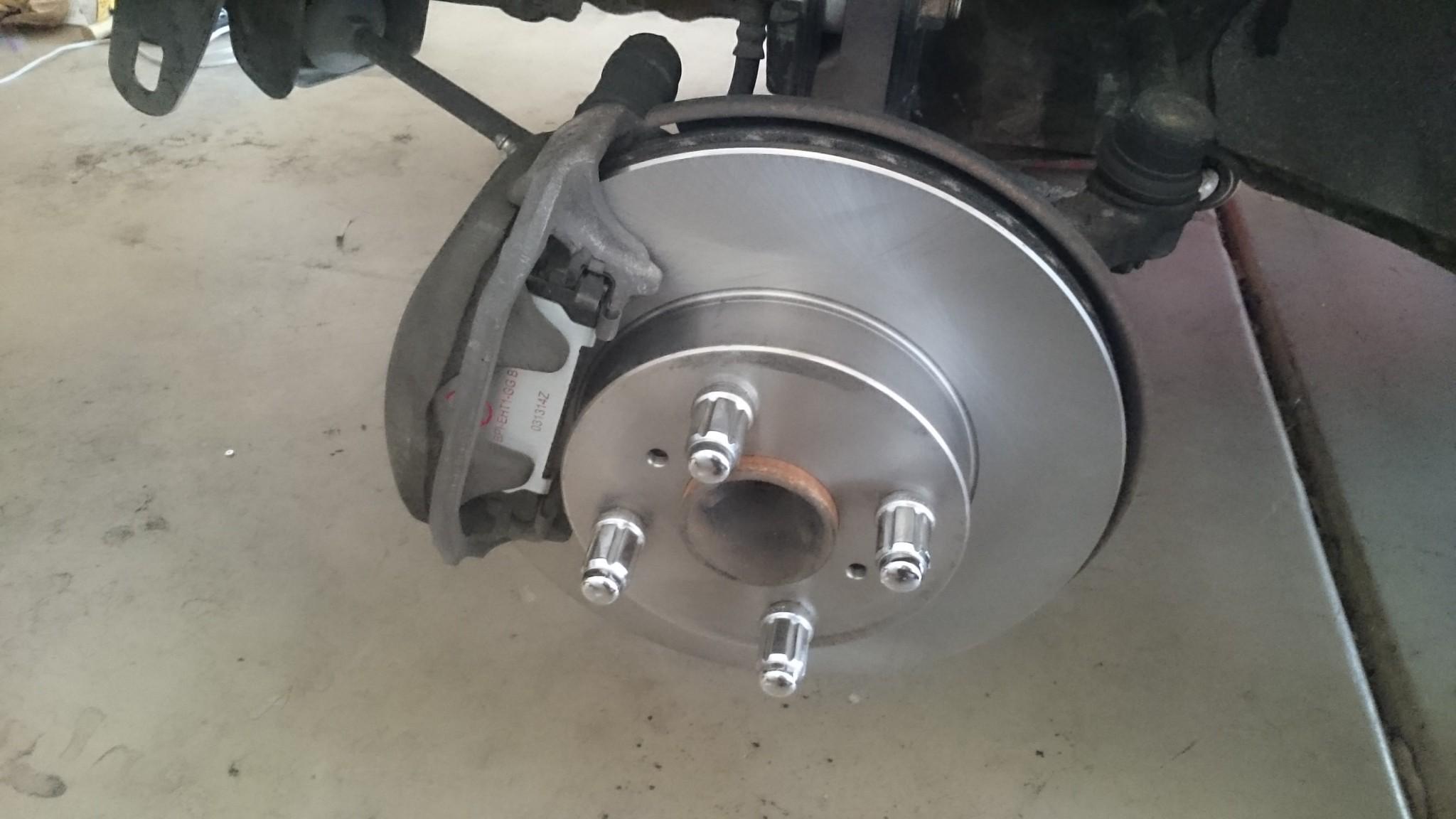 Car Brake assembly Diagram Brakes – Pads Rotors and Fluid – Mr2 Run Of Car Brake assembly Diagram