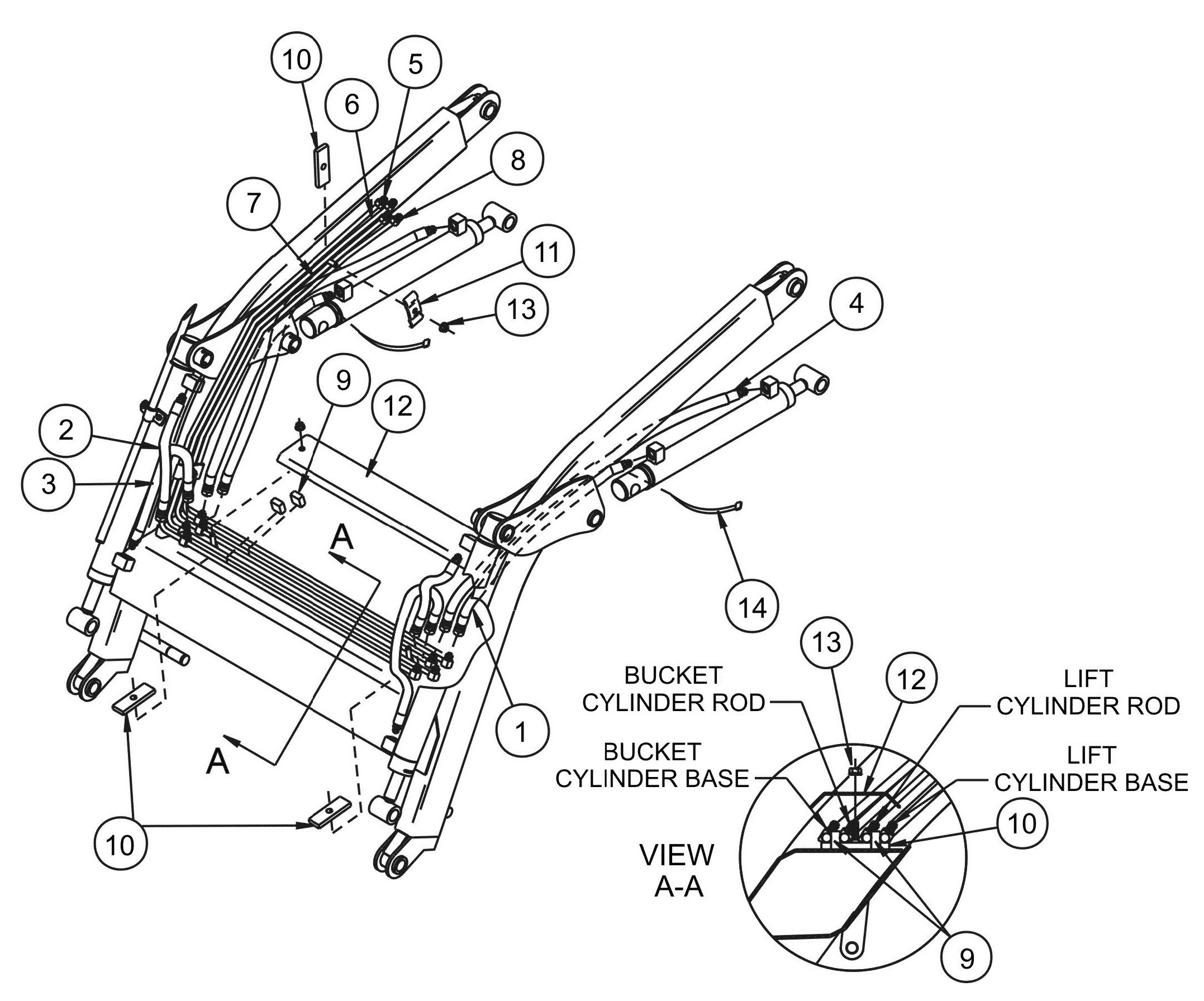 Car Front End Parts Diagram Bush Hog 1145 Front End Loader Parts 1145 Front End Loader Hydraulic Of Car Front End Parts Diagram