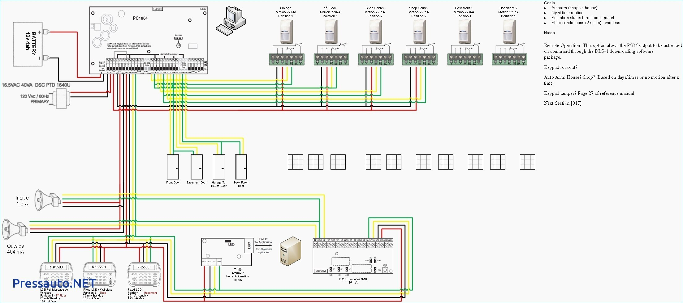 Car Security System Wiring Diagram Security Wiring Diagrams Wiring Diagram toolbox Of Car Security System Wiring Diagram