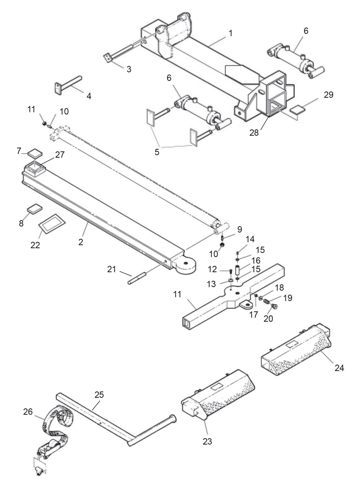 Car Wheel assembly Diagram Wheel Lift & Slide In Tire Restraint assembly Of Car Wheel assembly Diagram