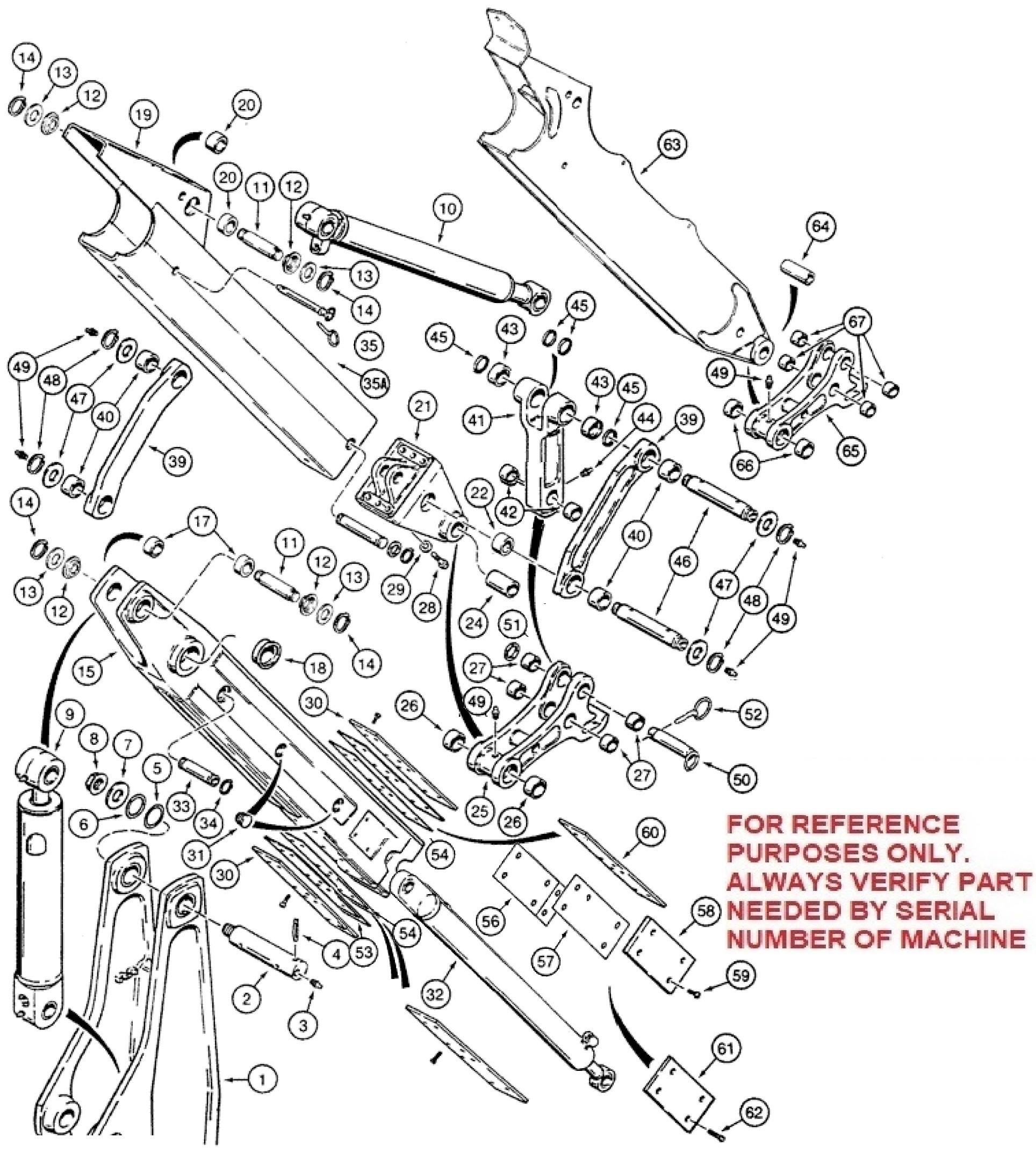 Case Backhoe Parts Diagram Wiring Diagram for Case 580 Super ... on