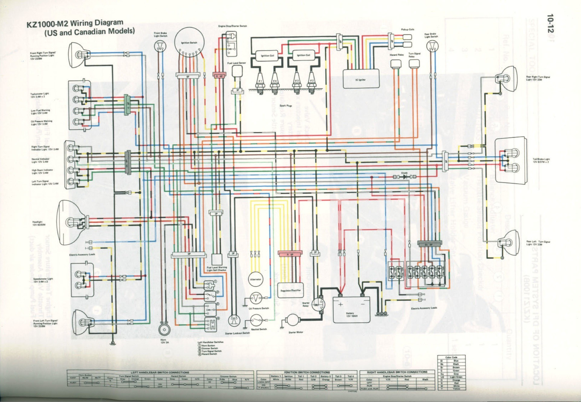 1981 Kz1000 Wiring Diagram | Wiring Diagrams on zx1000 wiring diagram, gs400 wiring diagram, motorcycle electronic ignition wiring diagram, klr650 wiring diagram, zx12 wiring diagram, klr250 wiring diagram, zx10 wiring diagram, ninja 250r wiring diagram, xs650 wiring diagram, kz1300 wiring diagram, cb750 wiring diagram, kz440 wiring diagram, ex250 wiring diagram, kl600 wiring diagram, yamaha wiring diagram, suzuki wiring diagram, kawasaki wiring diagram, cb750k wiring diagram, kz650 wiring diagram, cat 5 wiring diagram,