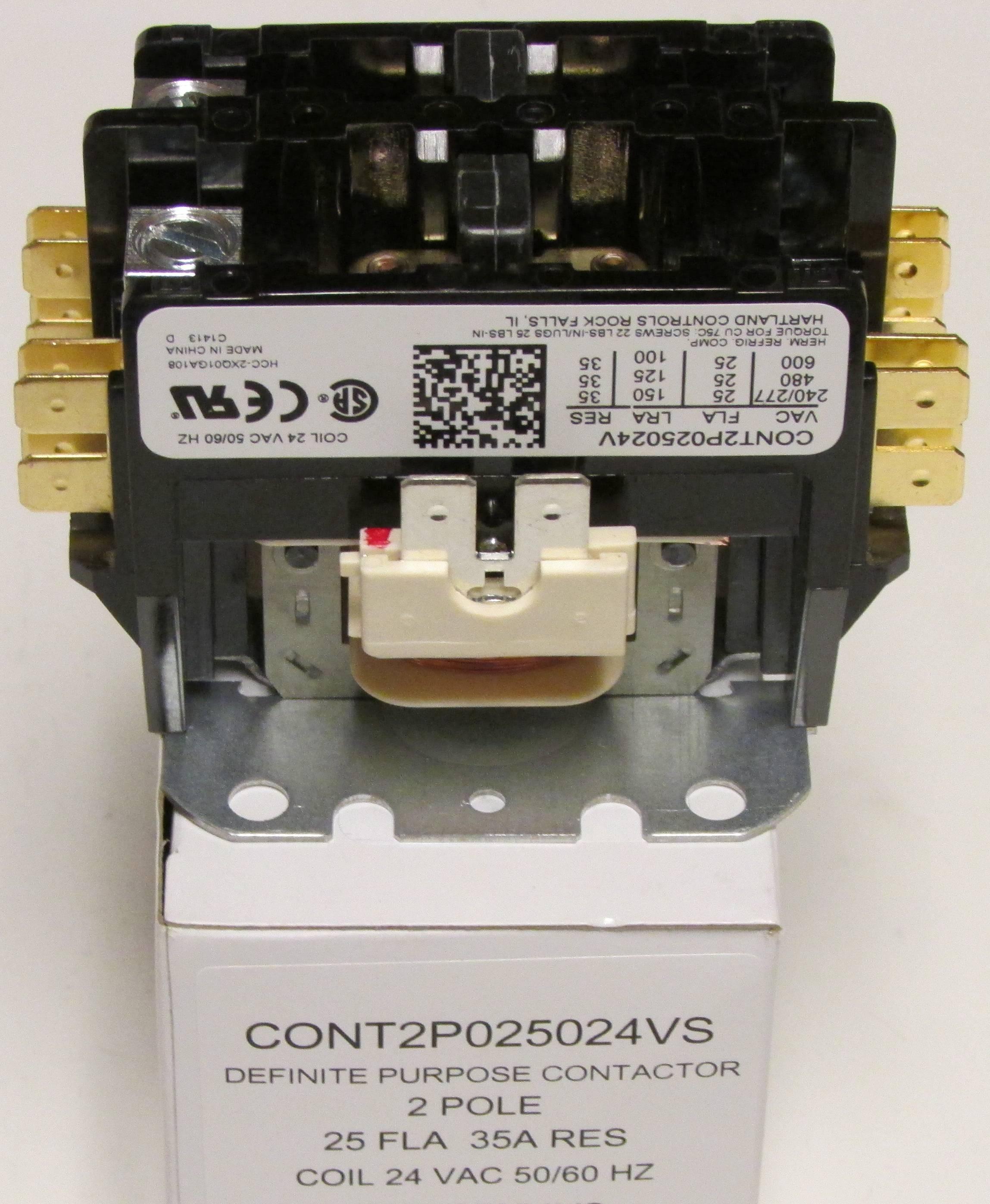 Central Air Conditioner Parts Diagram Cont2p Vs Goodman Air Conditioner Contactor Of Central Air Conditioner Parts Diagram