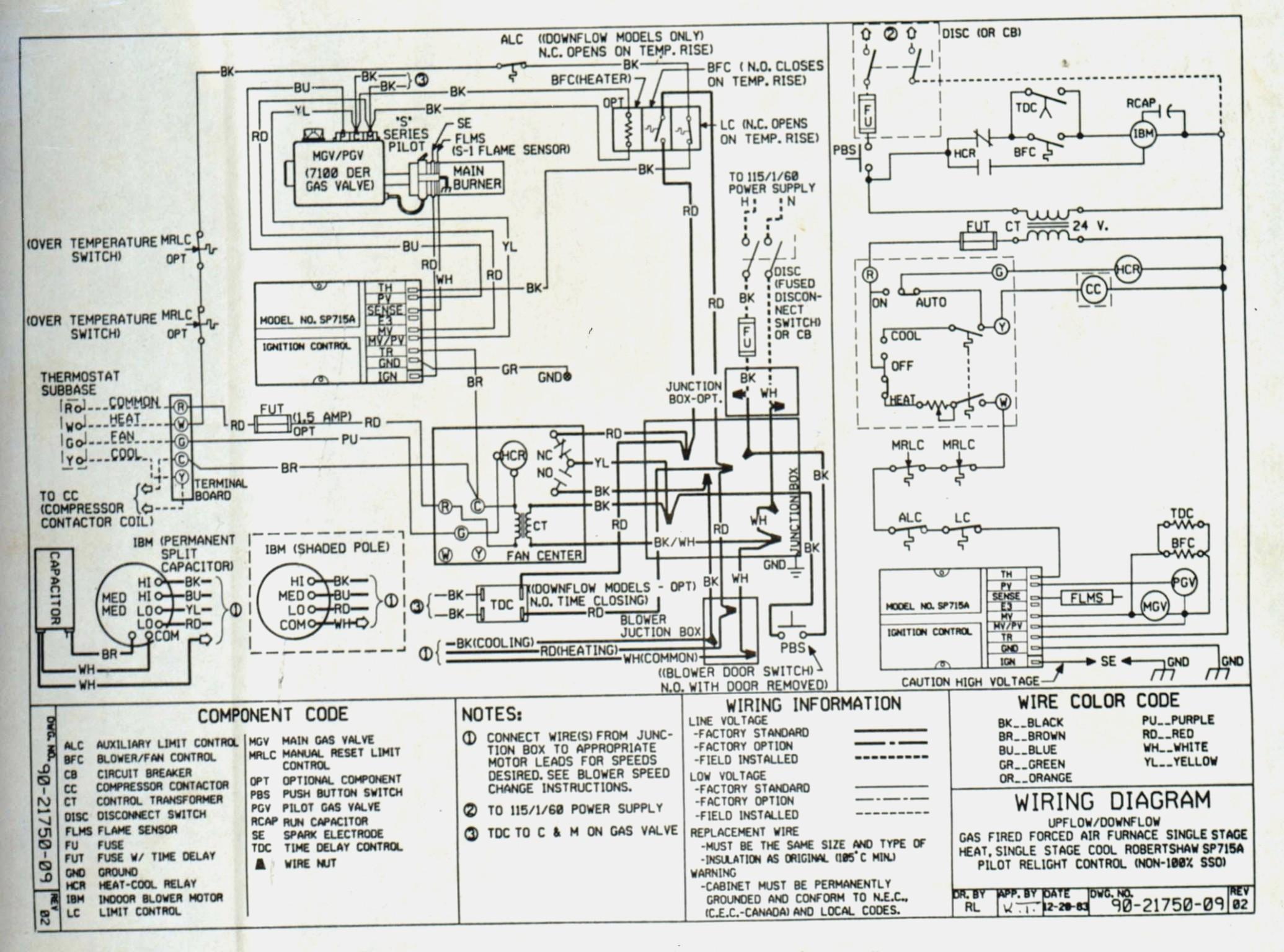 Central Air Conditioner Parts Diagram York Package Units Wiring Diagrams Of Central Air Conditioner Parts Diagram