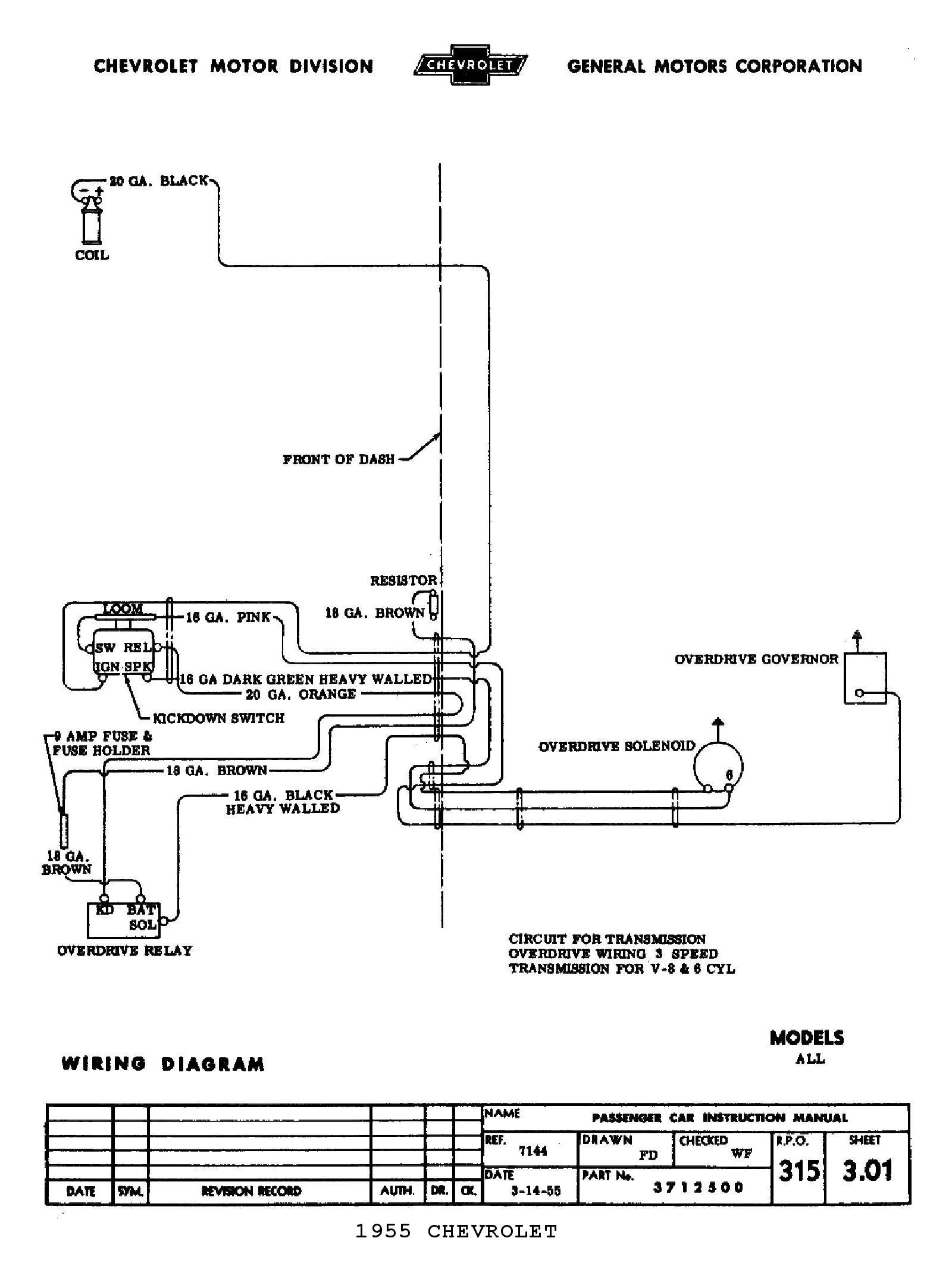 Chevrolet Truck Wiring Diagrams 55 Chev Wiring Diagram Wiring Diagram for You Of Chevrolet Truck Wiring Diagrams