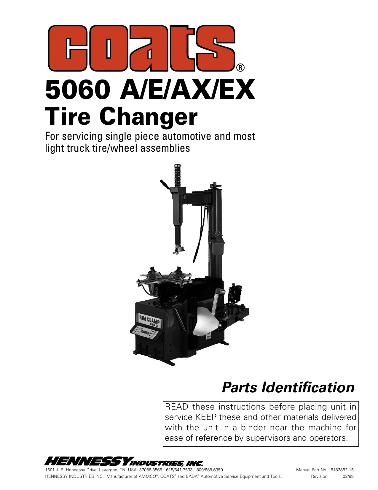 Coats Tire Machine Parts Diagram 5060 A E Ax Ex Tire Changer Of Coats Tire Machine Parts Diagram