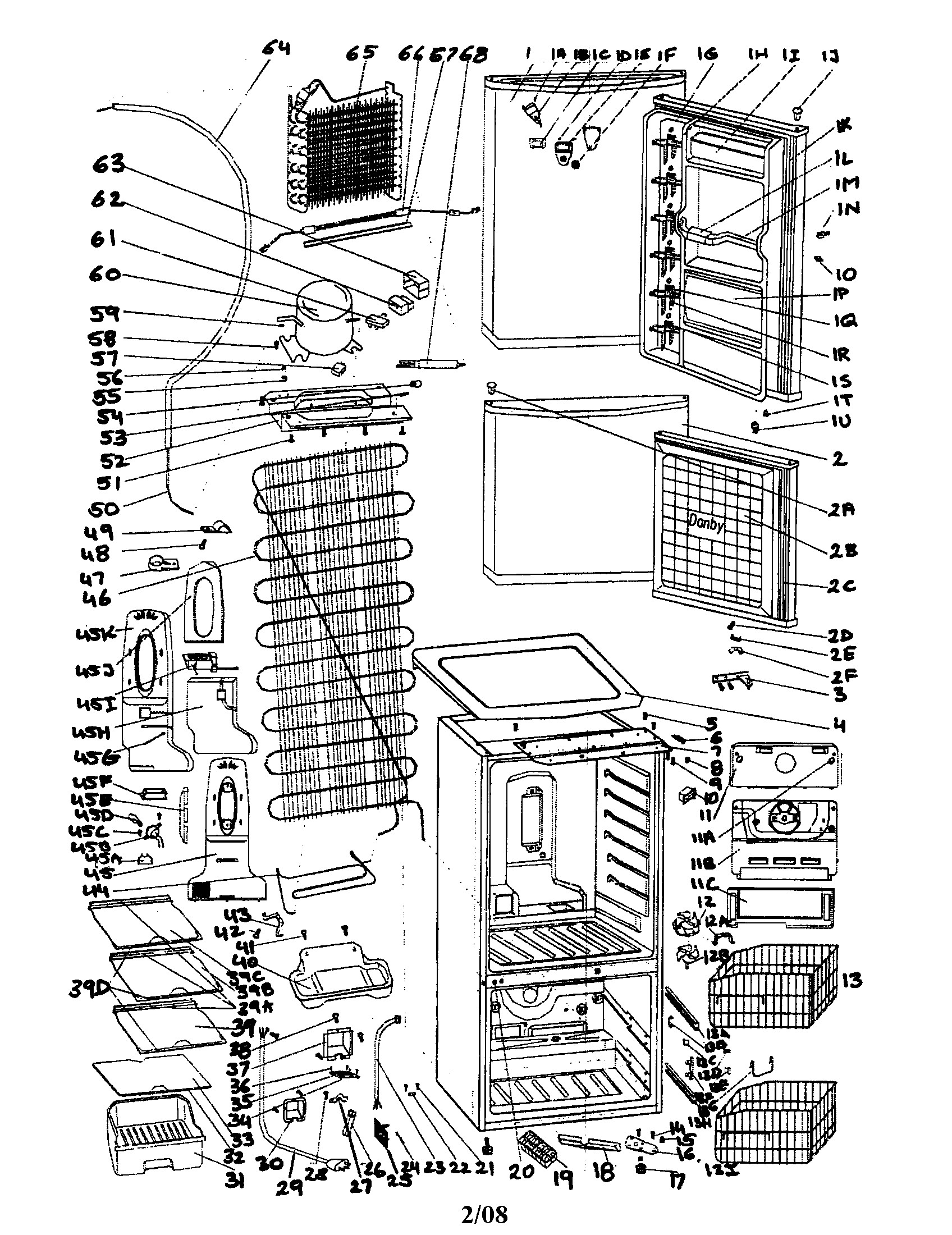 Danby Kegerator Parts Diagram Best Consumer Rated Refrigerators April 2017 Of Danby Kegerator Parts Diagram