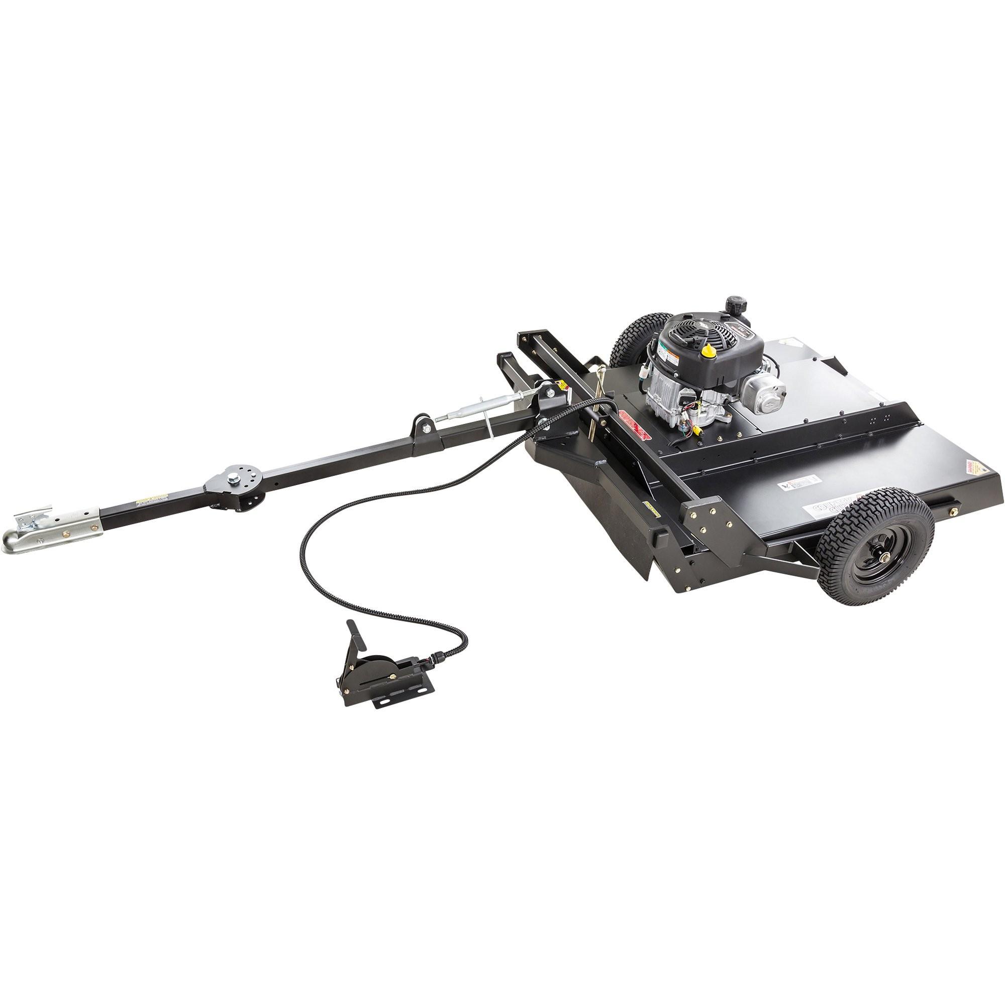 Diagram Of A Lawn Mower Engine Swisher Rough Cut Pull Behind Mower — 344cc Briggs & Stratton Of Diagram Of A Lawn Mower Engine