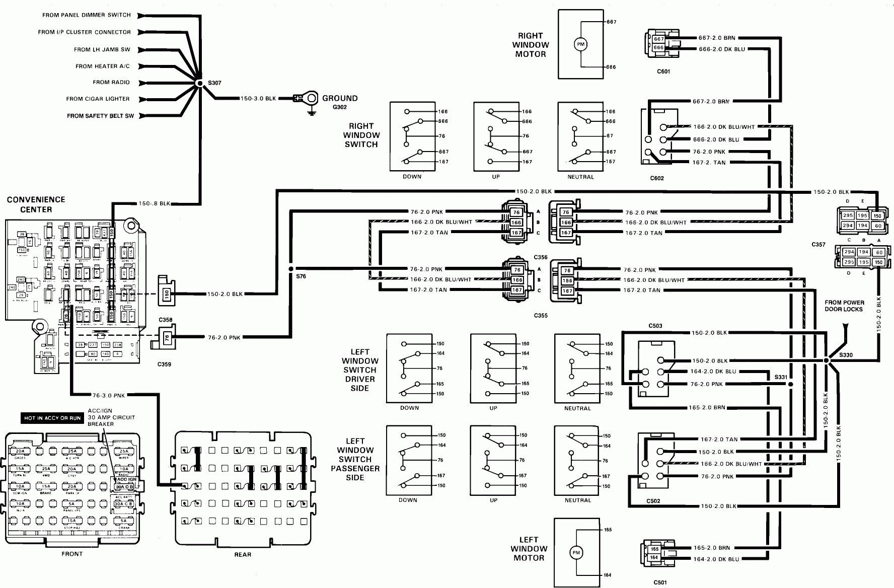 2000 Suburban Wiring Diagram - Cars Wiring Diagram Blog
