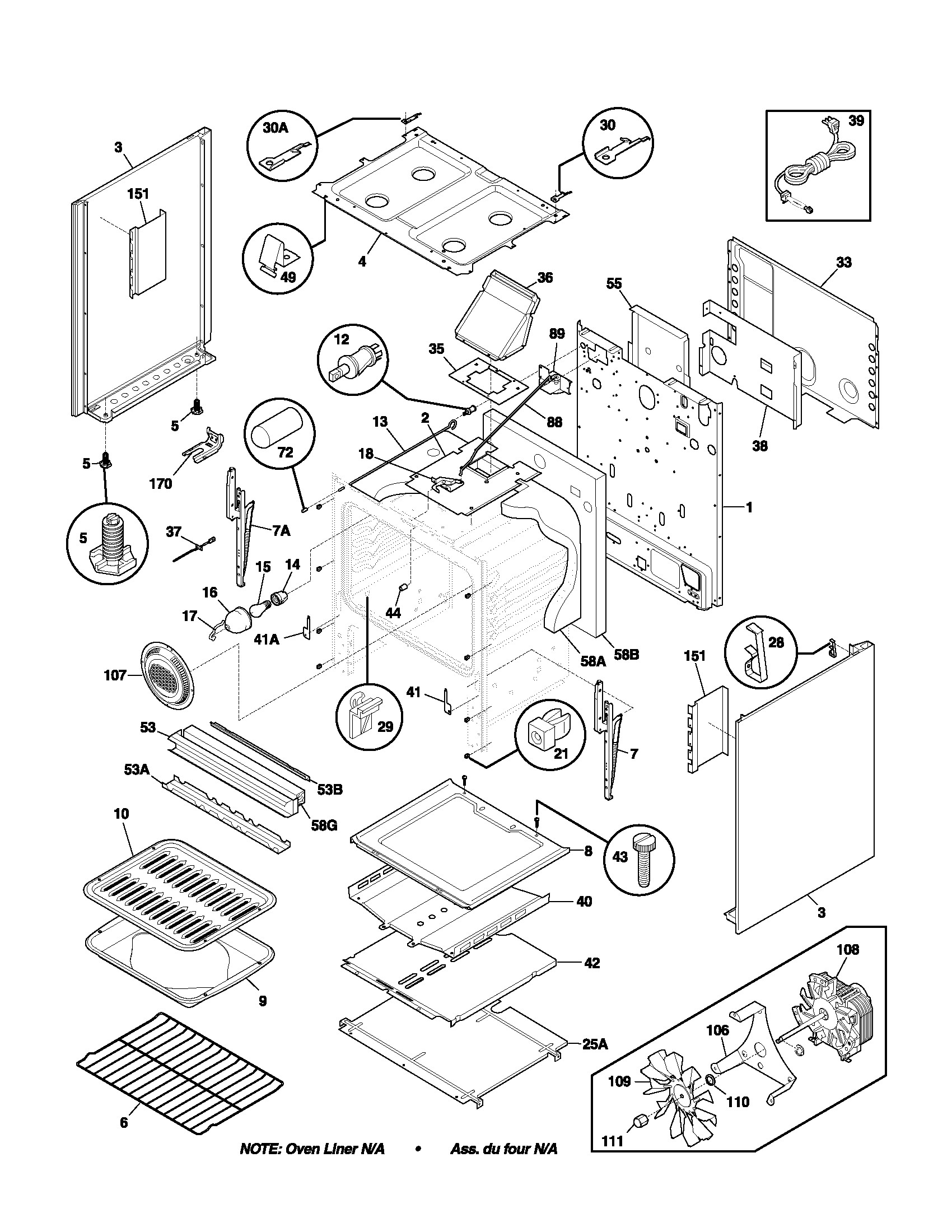 Frigidaire Stove Parts Diagram Looking for Frigidaire Model Glgf377aqe Gas Range Repair Of Frigidaire Stove Parts Diagram