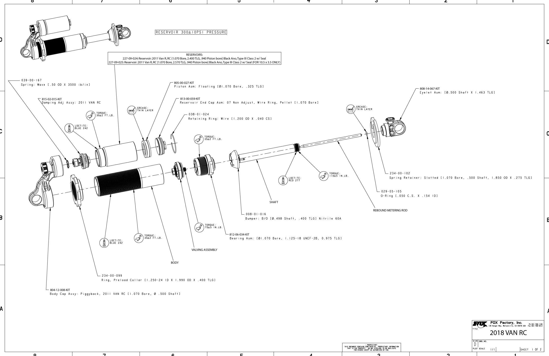 front end suspension parts diagram van rc part information bike help center  of front end suspension