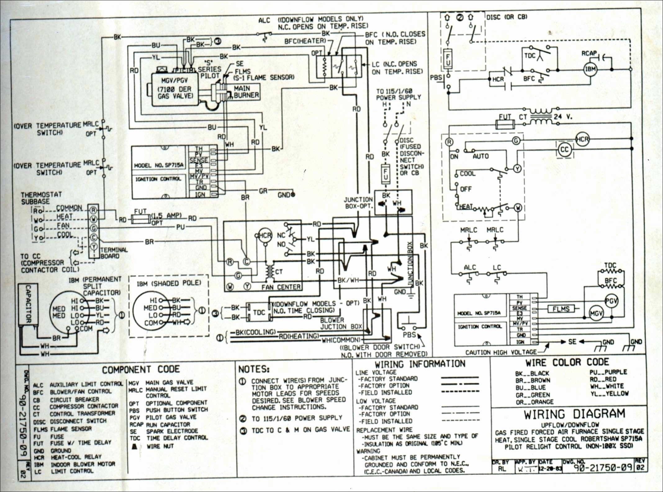 Gas Furnace Parts Diagram Oil Furnace and Heat Pump Wiring Diagram Wiring Diagram Paper Of Gas Furnace Parts Diagram