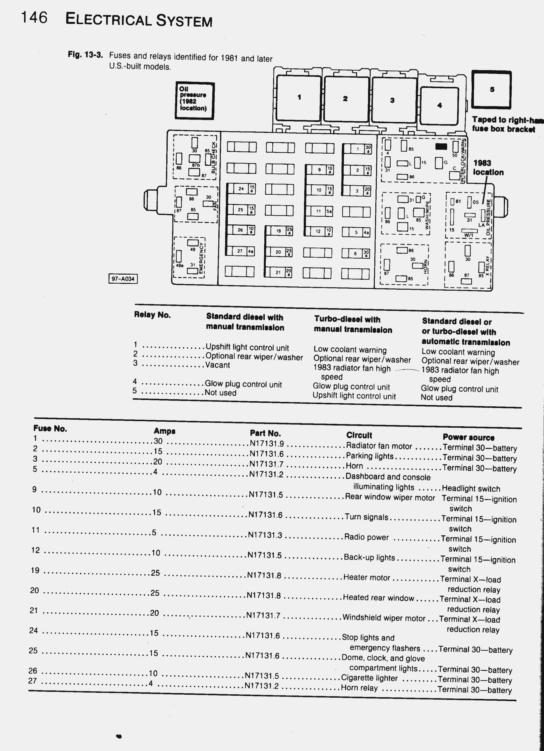 3300 International Fuse Box Diagram