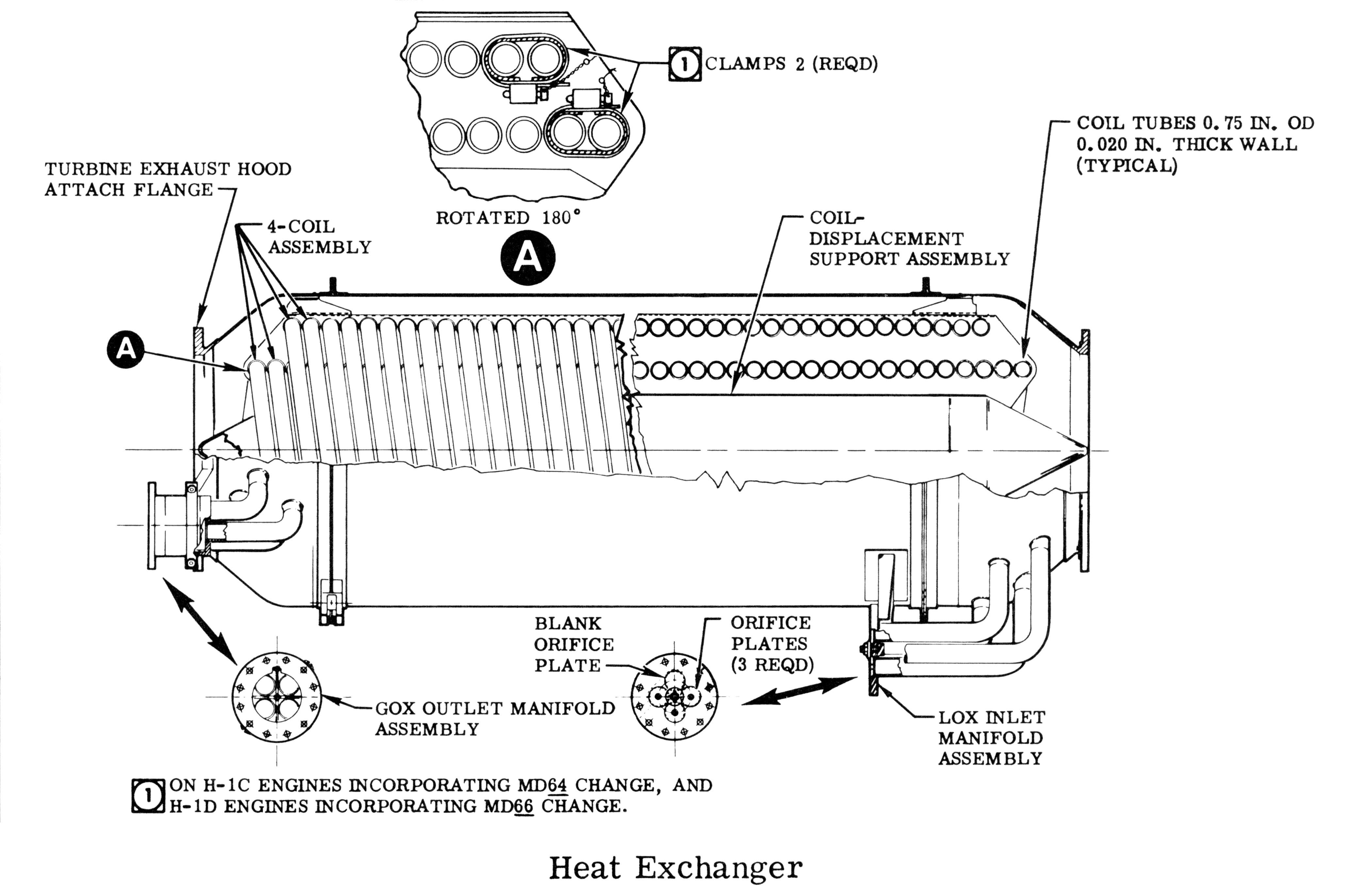Model Rocket Engine Diagram H 1 Heat Exchanger Of Model Rocket Engine Diagram
